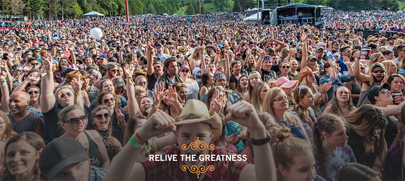 Get your  #TOCFest 2019 Tickets now!