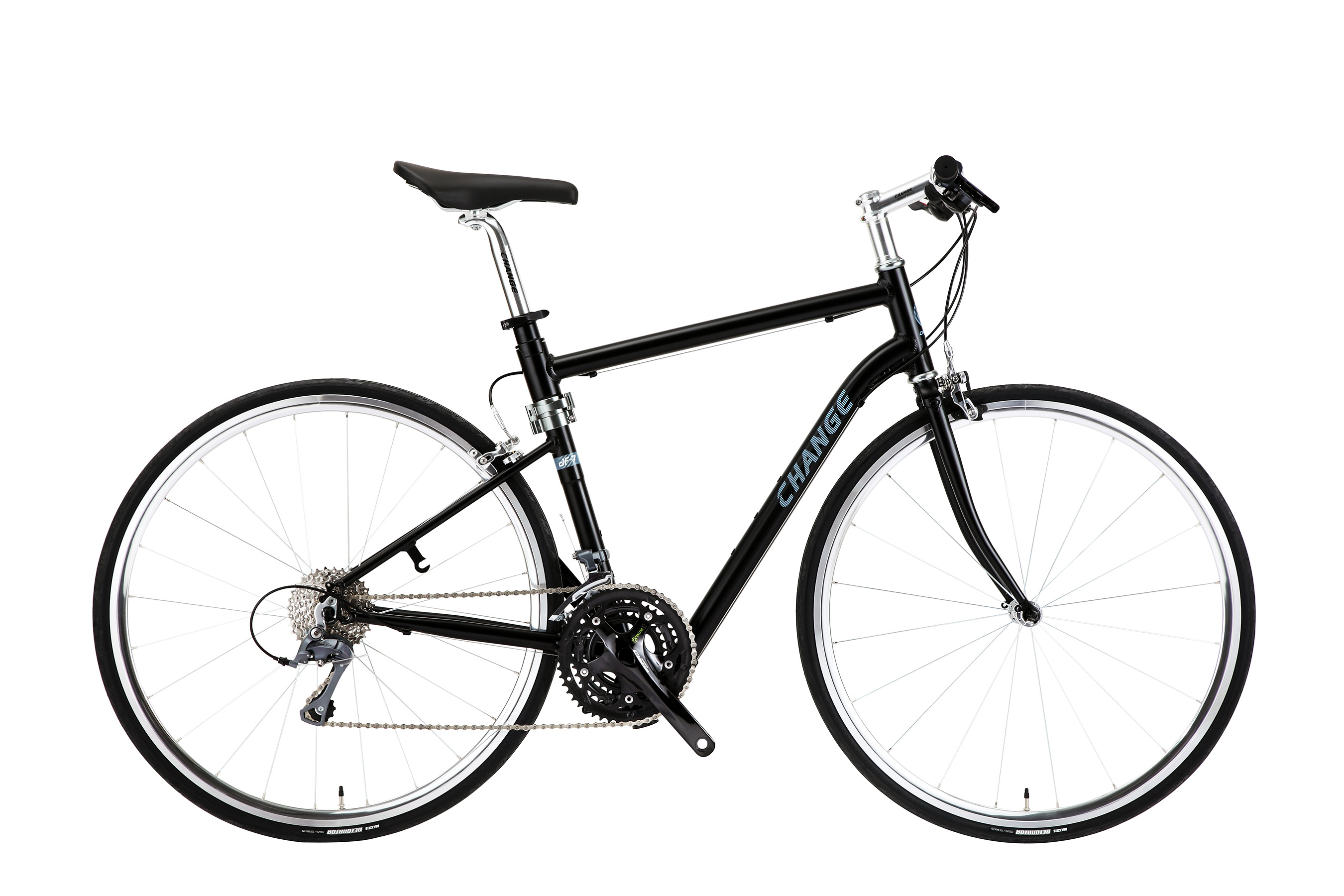 CHANGE Bike DF-702: The ultimate commuting bike.