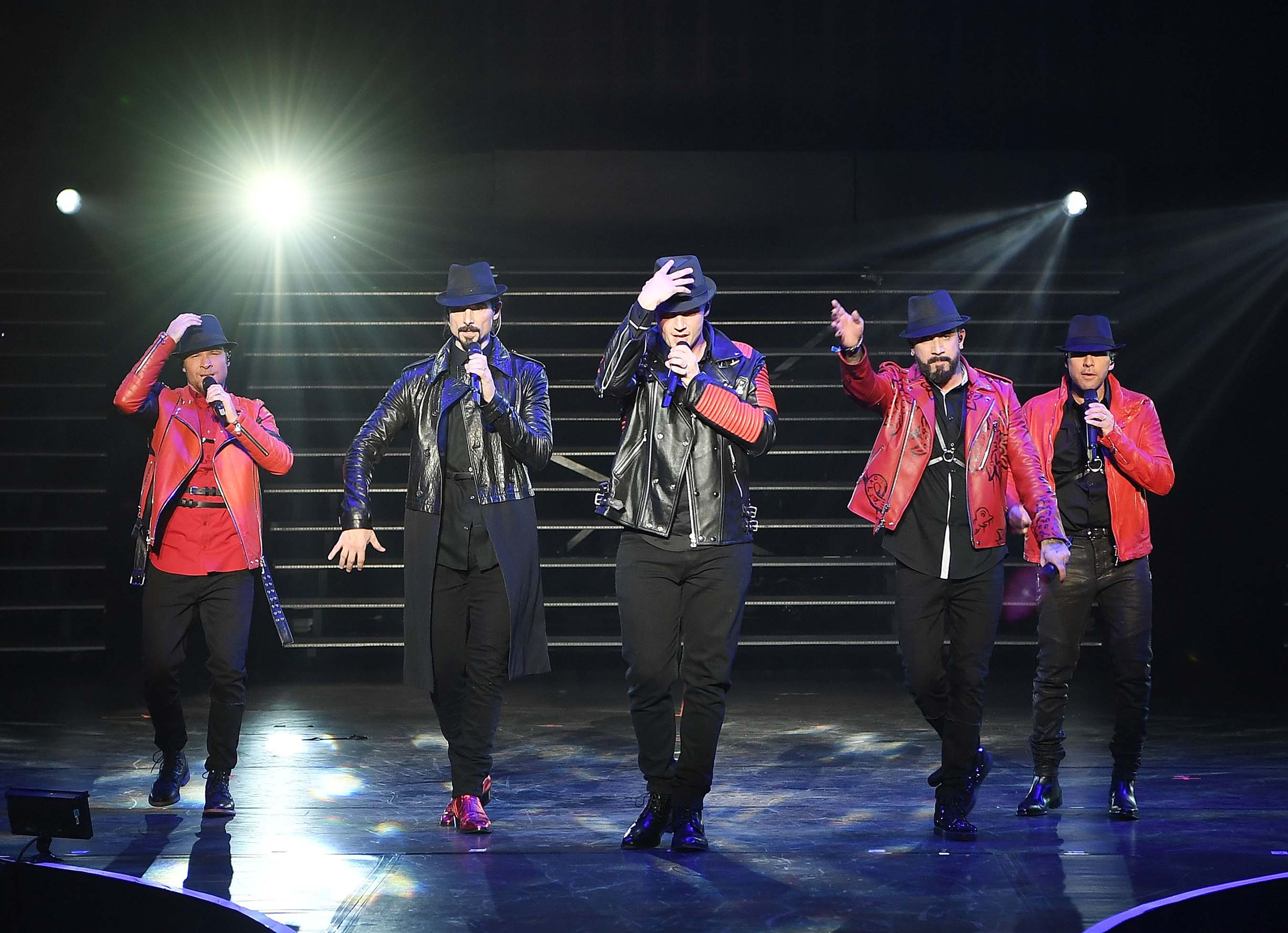 Backstreet Boys at Planet Hollywood Resort & Casino