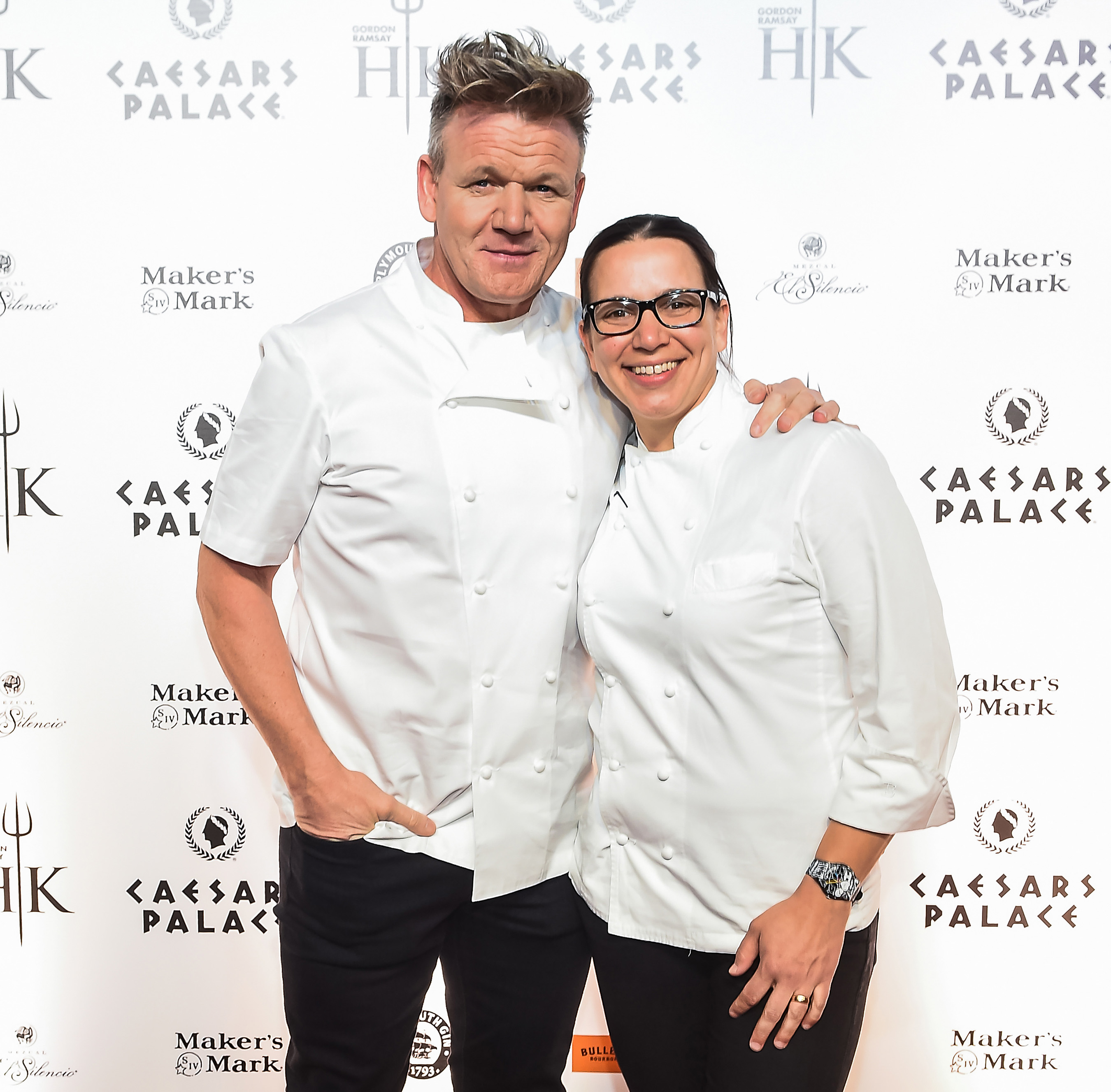 World's First Gordon Ramsay HELL'S KITCHEN Restaurant