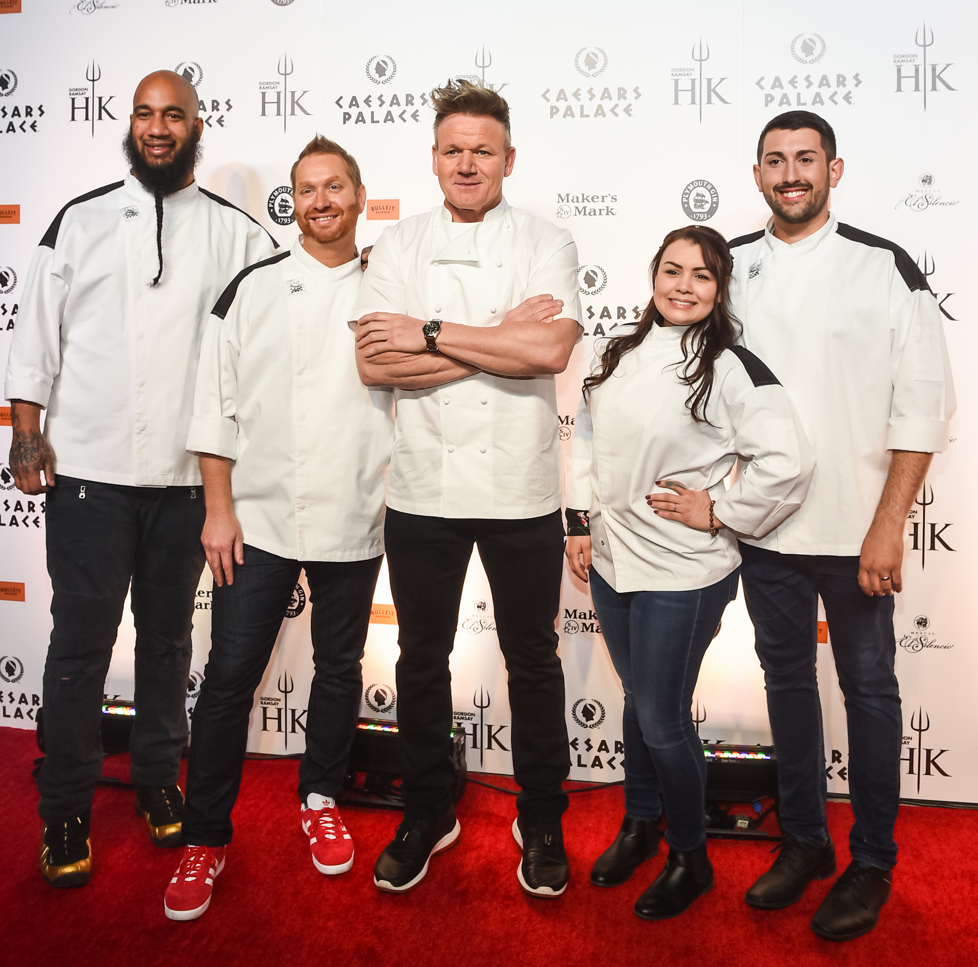 World S First Gordon Ramsay Hell S Kitchen Restaurant Marks
