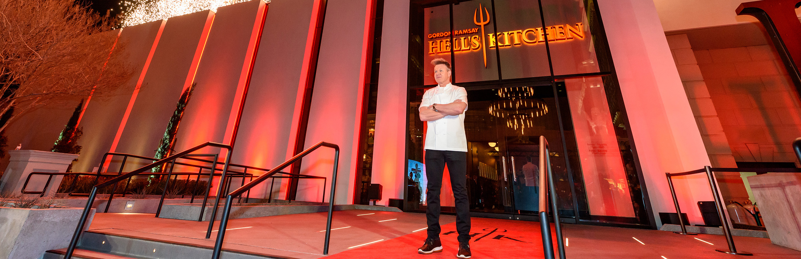 Hell S Kitchen Las Vegas Reservations