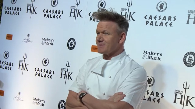 Marvelous Worlds First Gordon Ramsay Hells Kitchen Restaurant Download Free Architecture Designs Remcamadebymaigaardcom