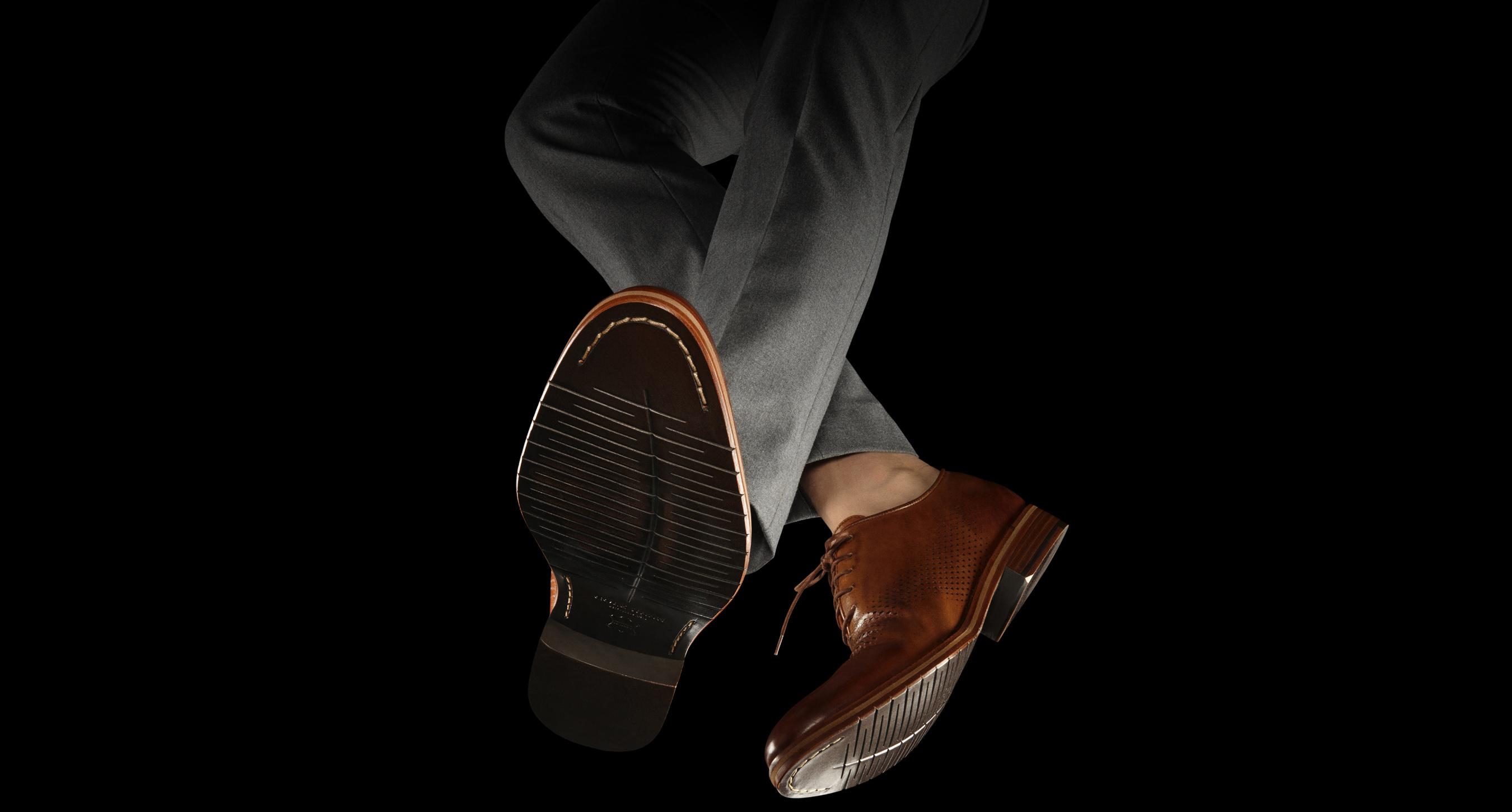 Cole Haan Reinvents Dress Footwear for