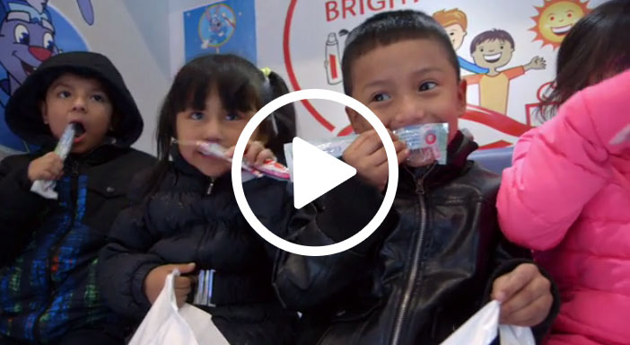 2016 marks the 25th anniversary of Colgate Bright Smiles, Bright Futures, Colgate's flagship oral health education program.