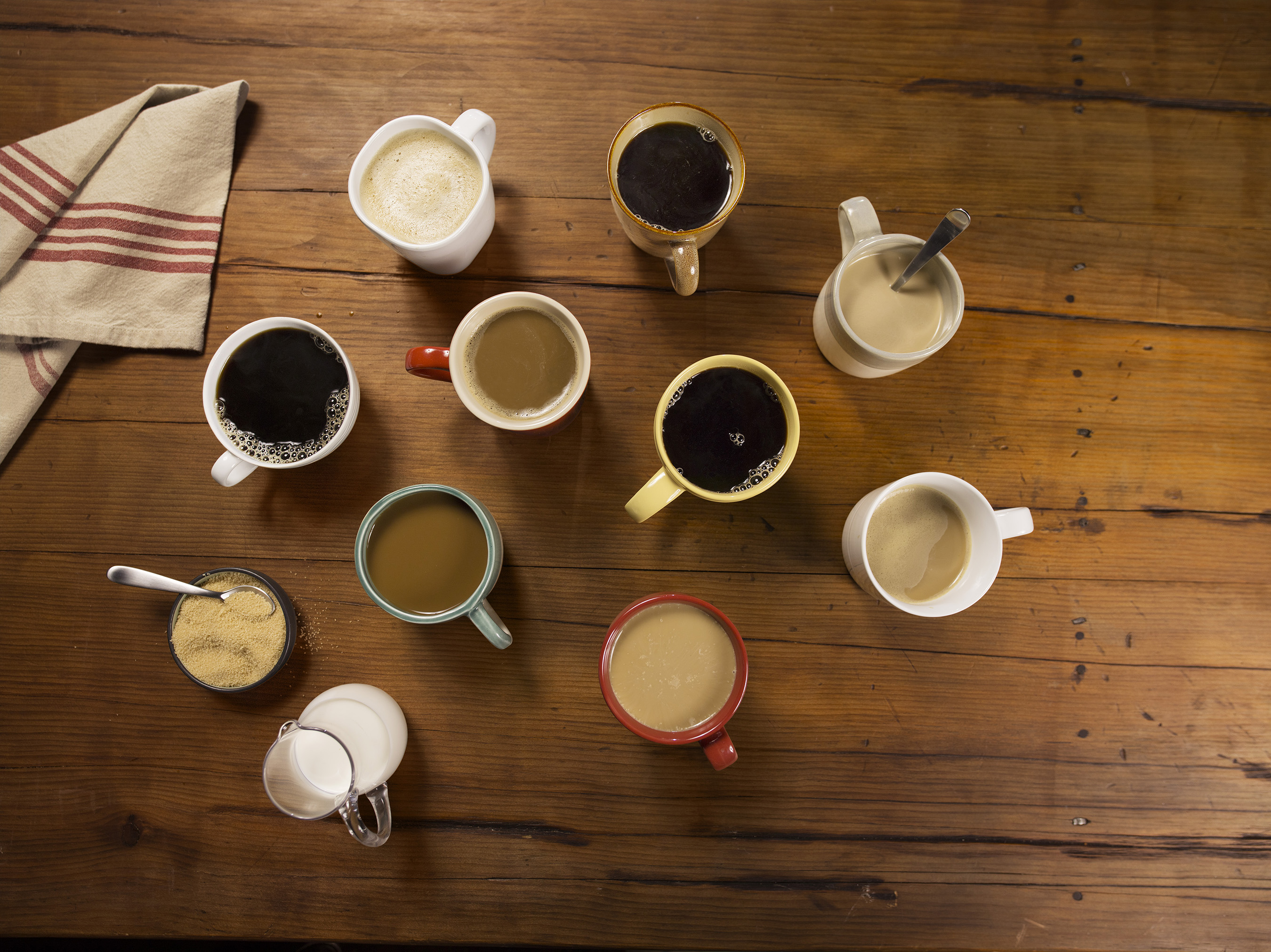 Wake Up to NEW Folgers® Coffeehouse Blend