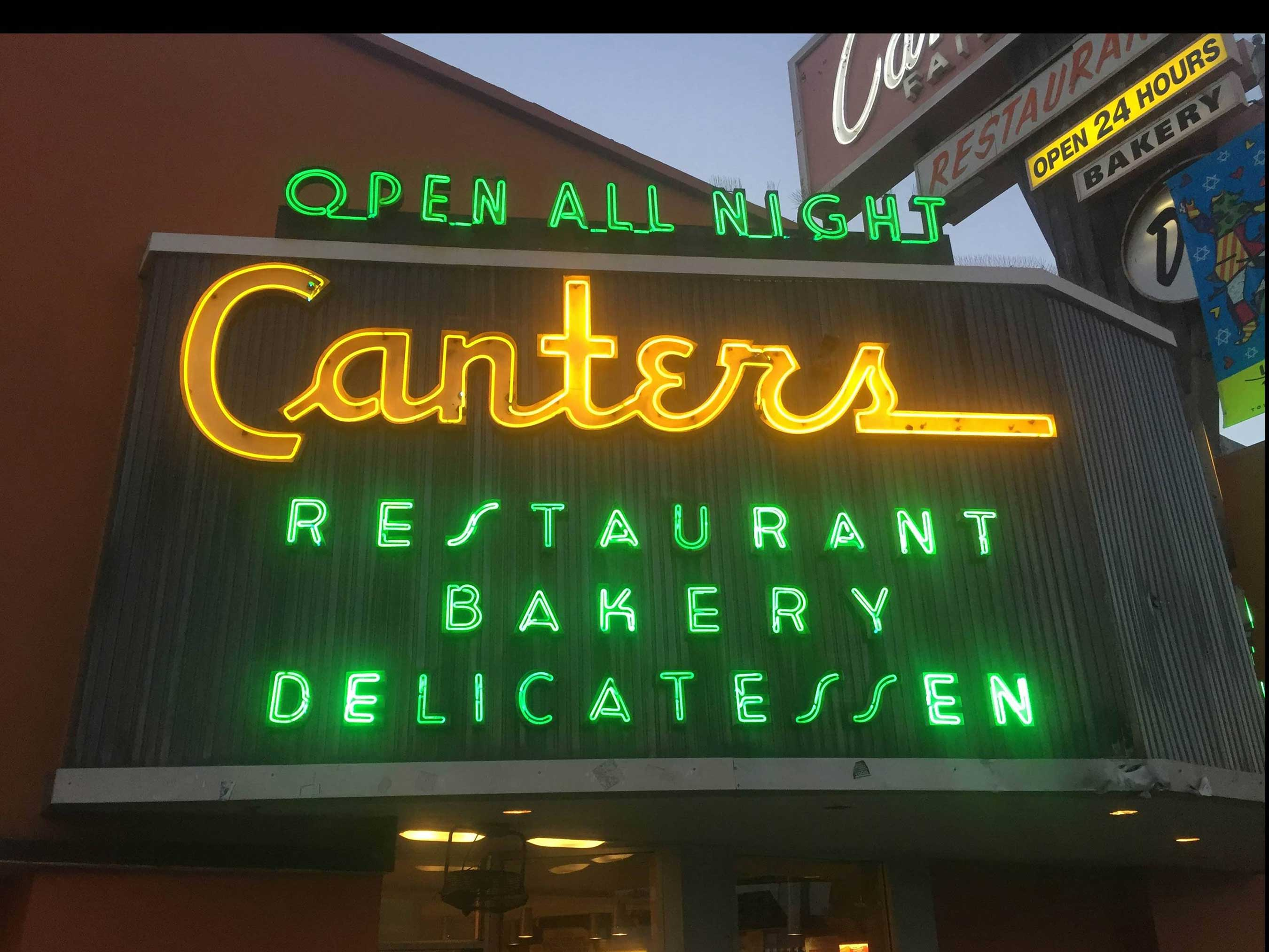 The iconic LA-based Canter's Deli is heading to Silver Legacy.