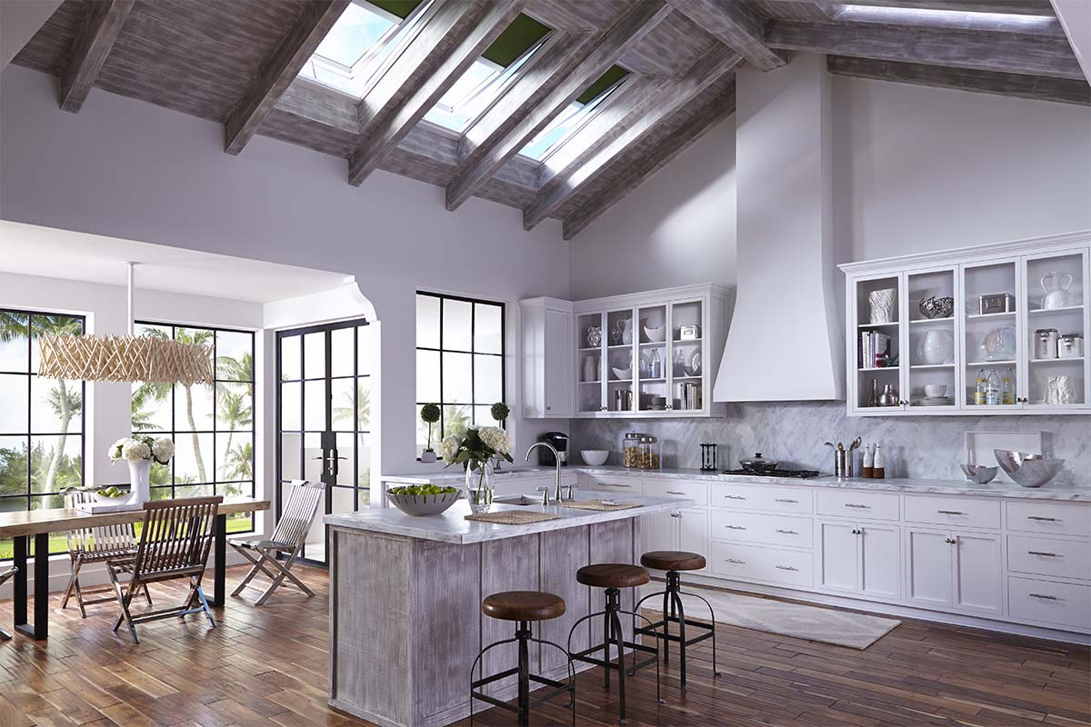 25 Captivating Ideas For Kitchens With Skylights: Three Skylight Profit Potential Videos For Roofers