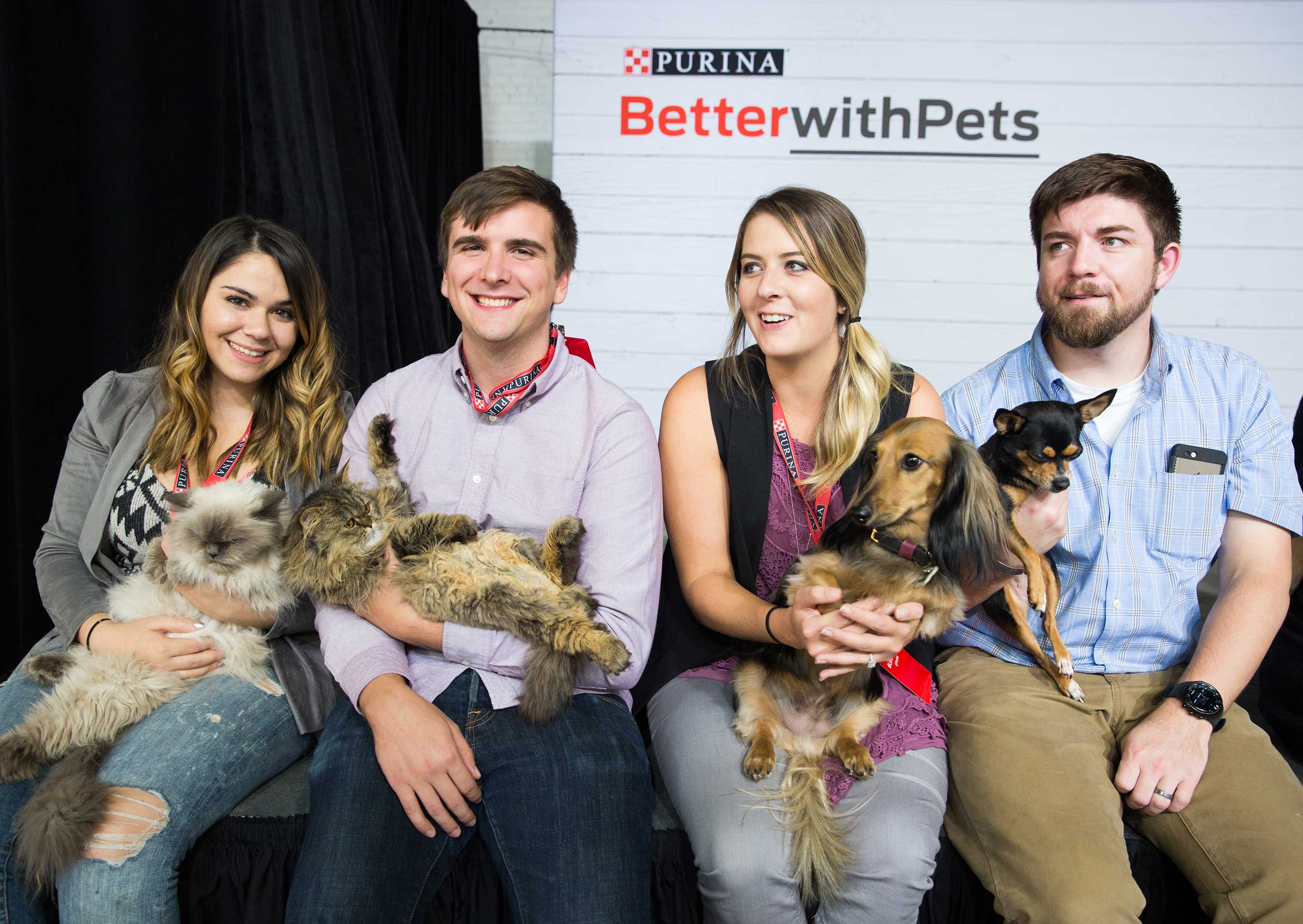 The daylong Better with Pets Summit united pet lovers, innovators, and pet community influencers in immersive experiences that reinforced how pets make our lives bigger.