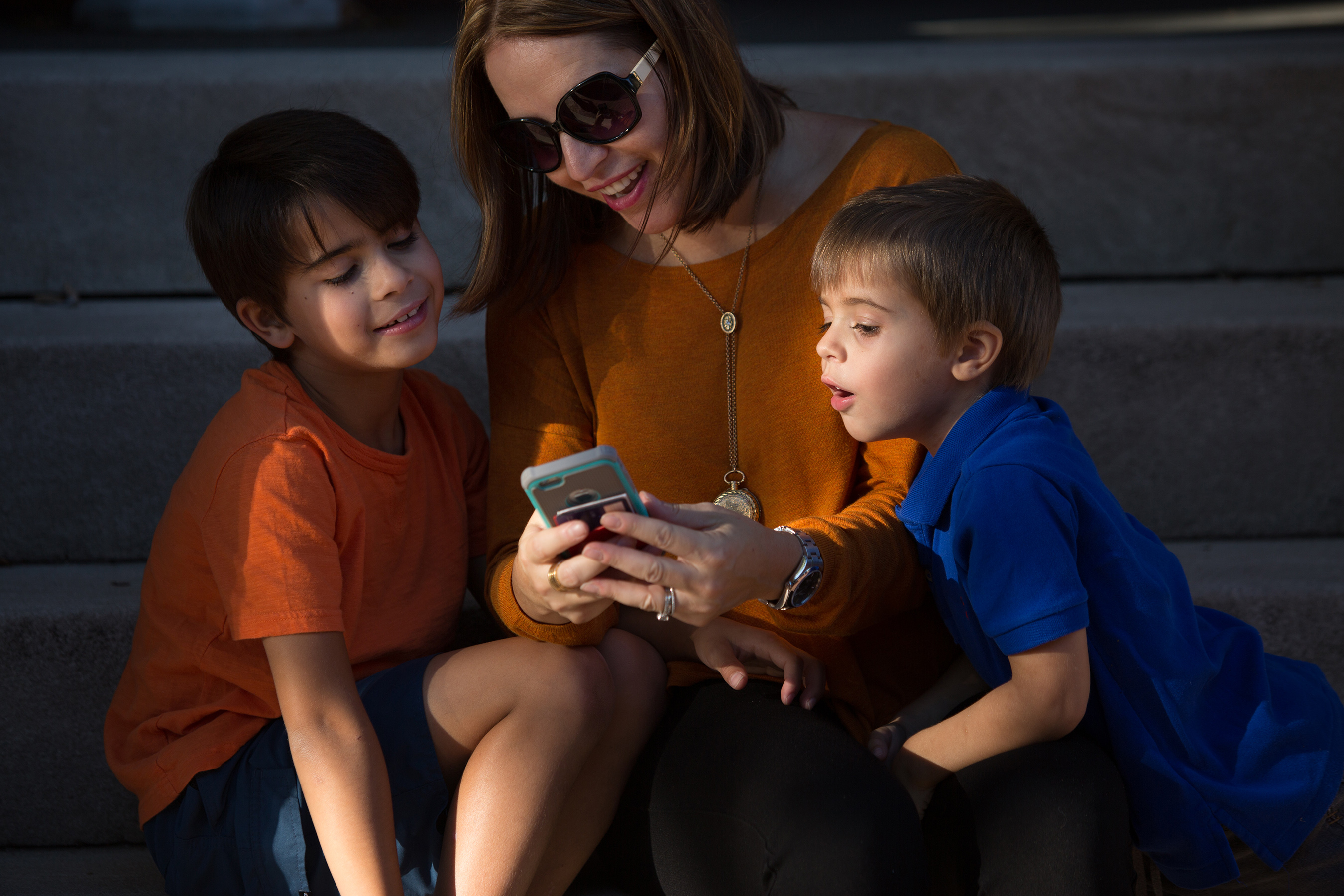 Safety Central is easy to use and puts the information that parents will need if their child goes missing right at their fingertips.