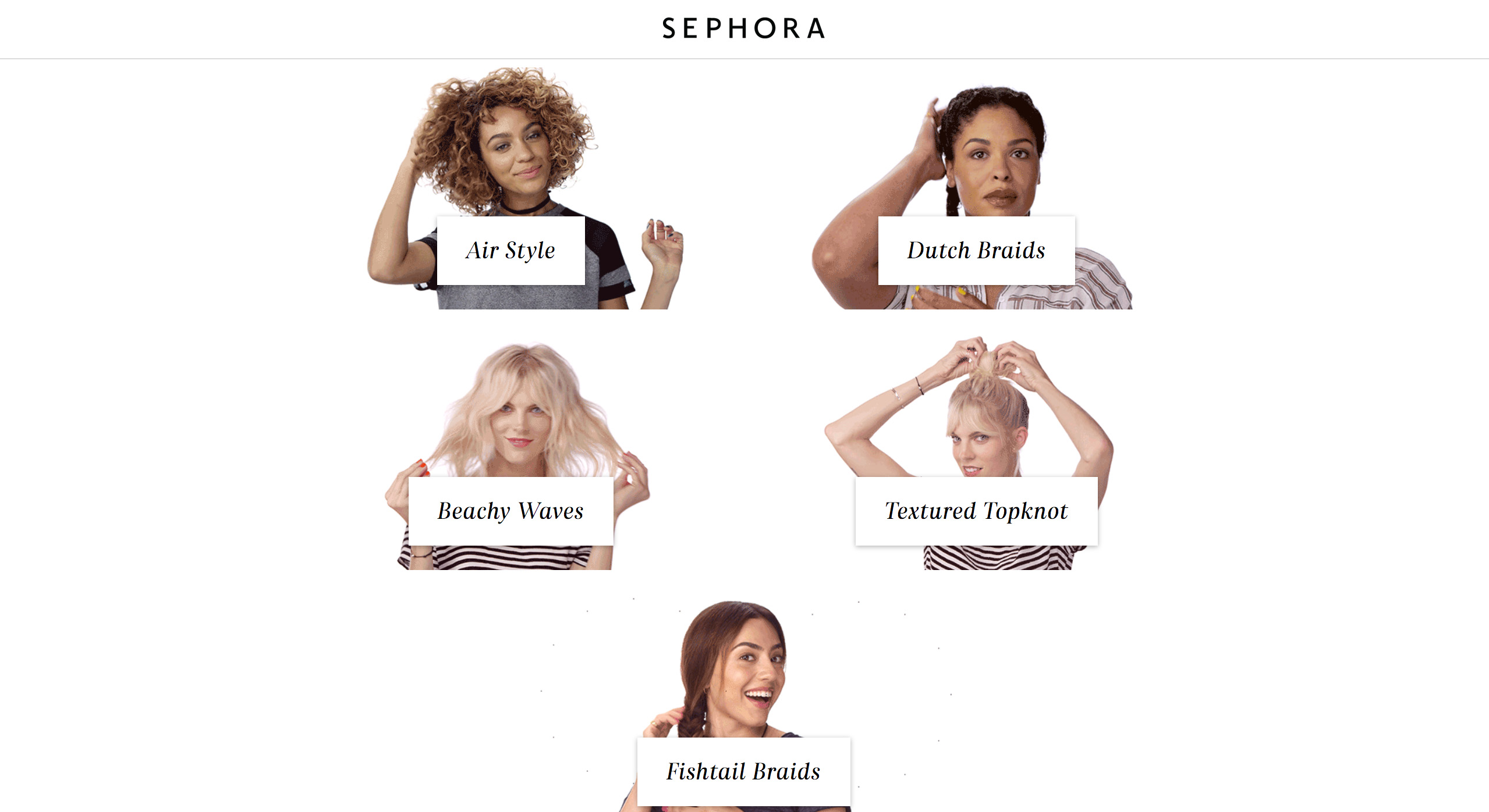 Sephora Adds Android App And New Pocket Hair Stylist Tool To Its Award-Winning Mobile Platforms