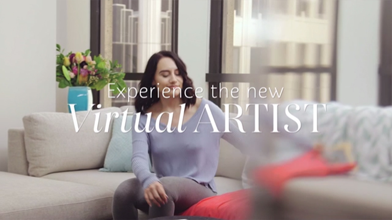 Sephora Virtual Artist Debuts New Cheek Product Try On, Expanded Looks, and AI-Powered Color Match Technology in Latest Update