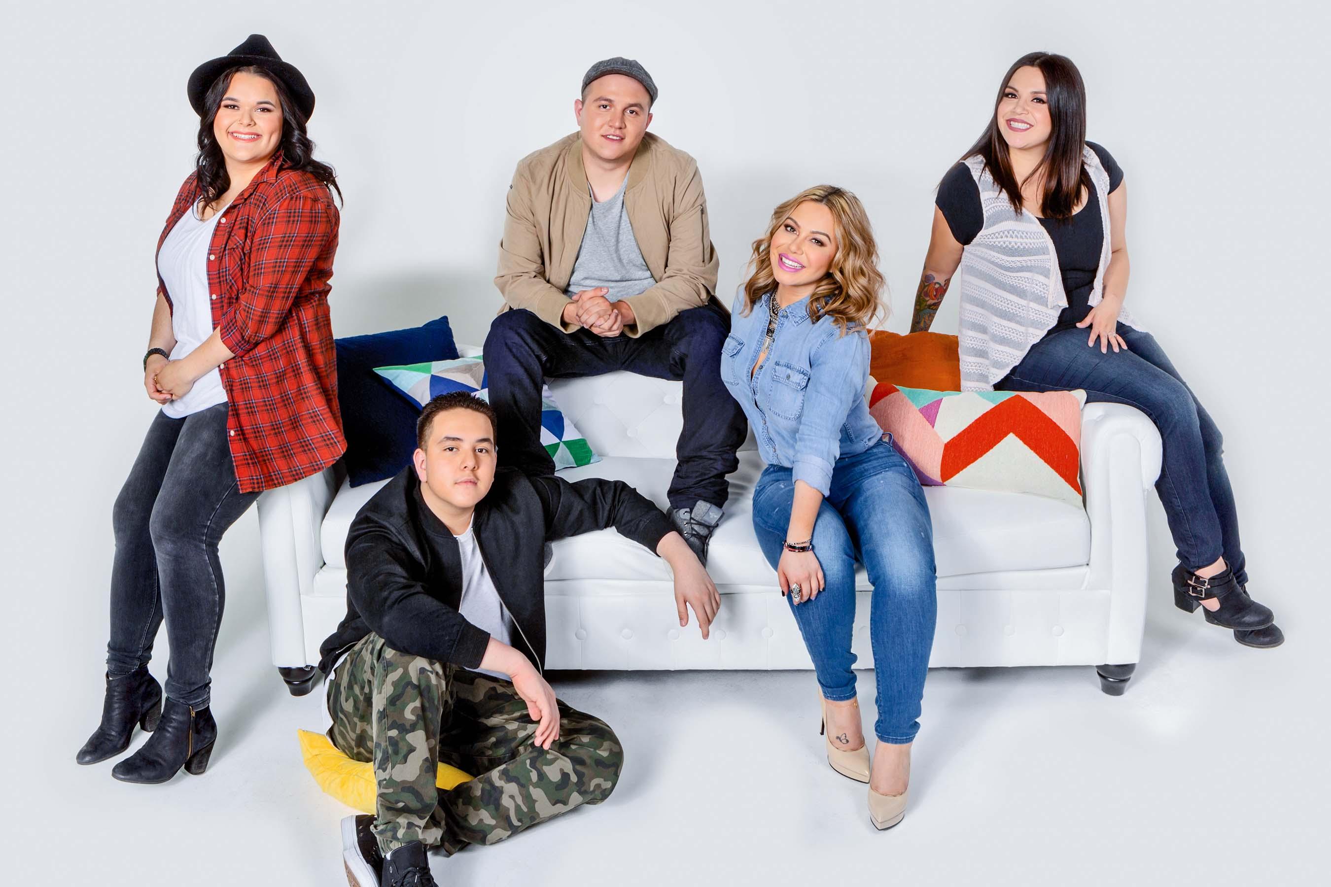 """The Riveras"" Season 1 group shot"