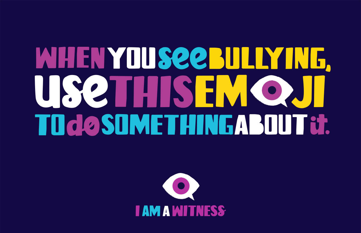 I Am A Witness Social Graphic