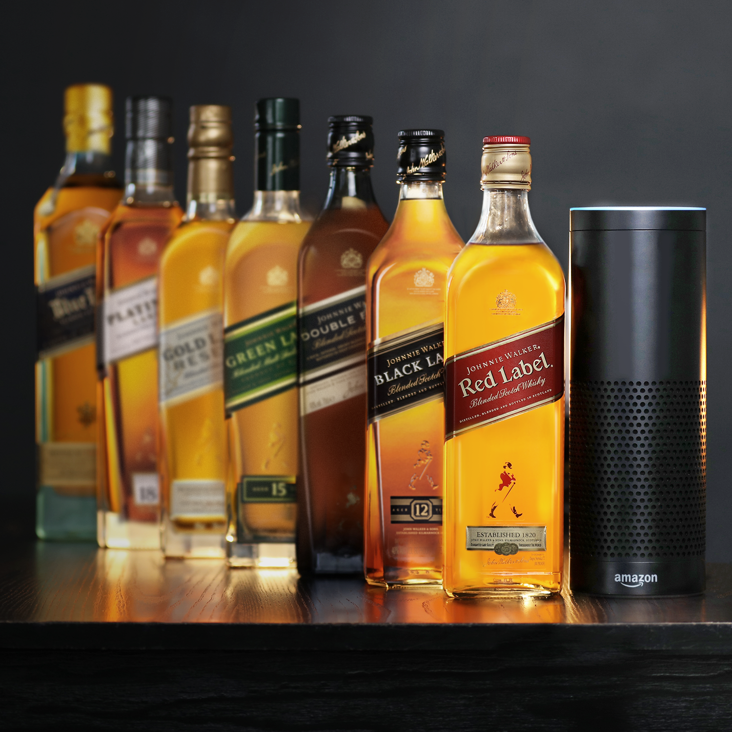 Johnnie Walker announces Digital Mentorship program - World Class Whisky Education Now Available From Home or On The Go