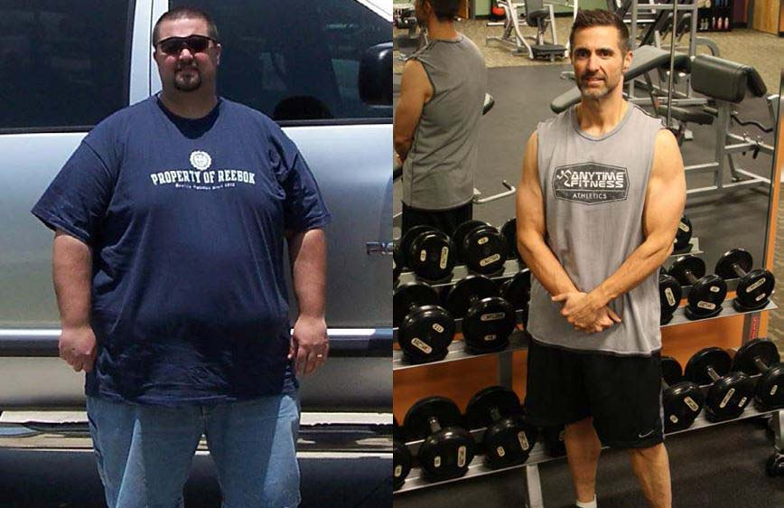 Anytime Fitness has helped millions of members, including Mark Bryant, improve their health and fitness.
