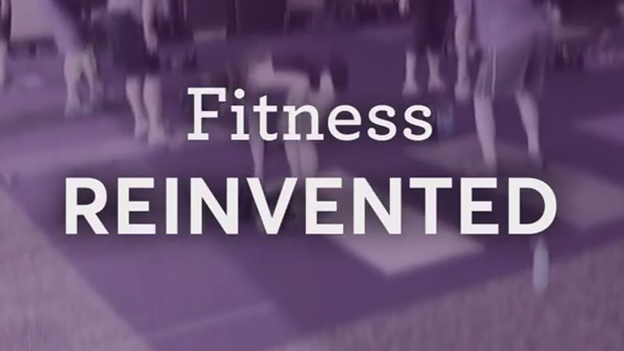 Group training options, and a free mobile app, are new benefits for Anytime Fitness members.