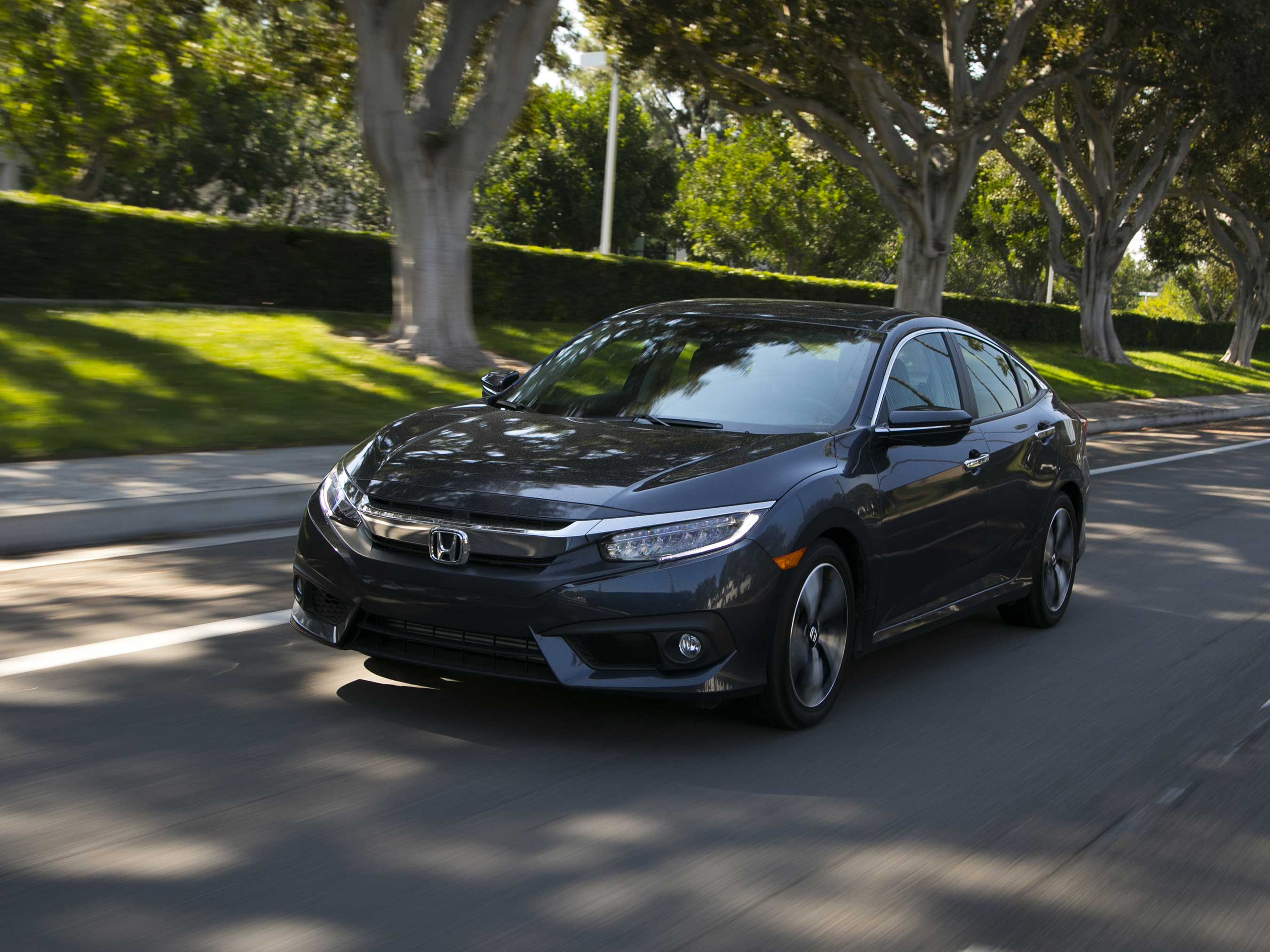 2017 Best Buy: Honda Civic