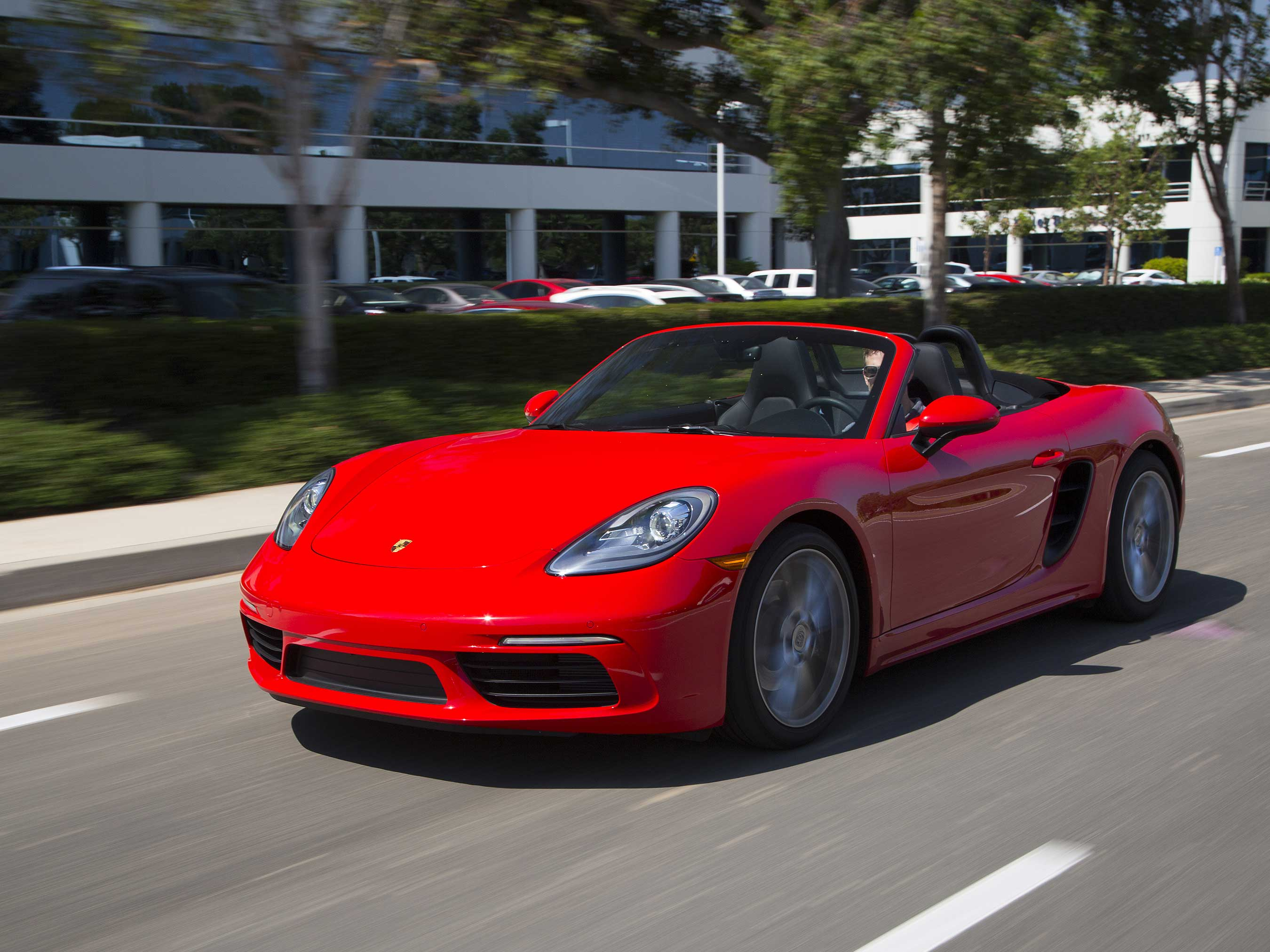 2017 Best Buy: Porsche 718 Boxster