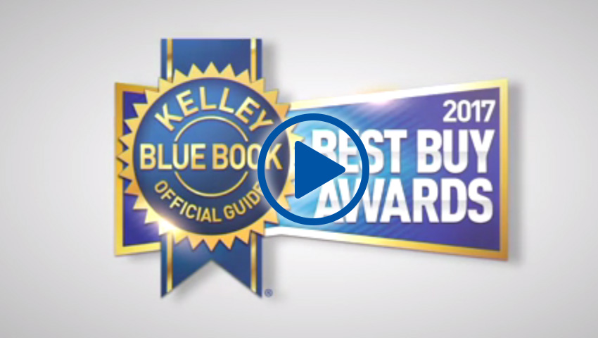 2017 KBB.com Best Buy Awards