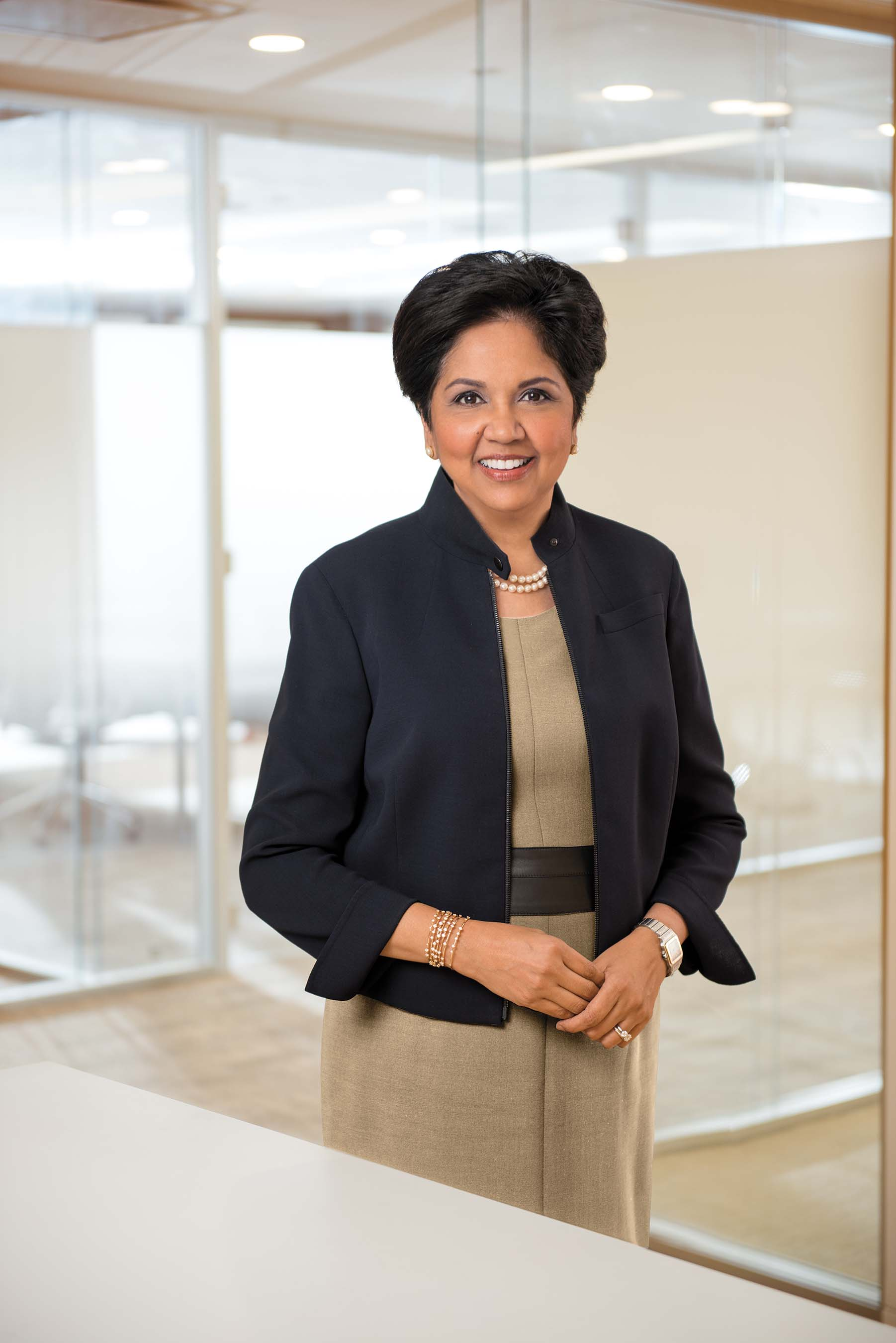 Indra K. Nooyi, Chairman and CEO, PepsiCo