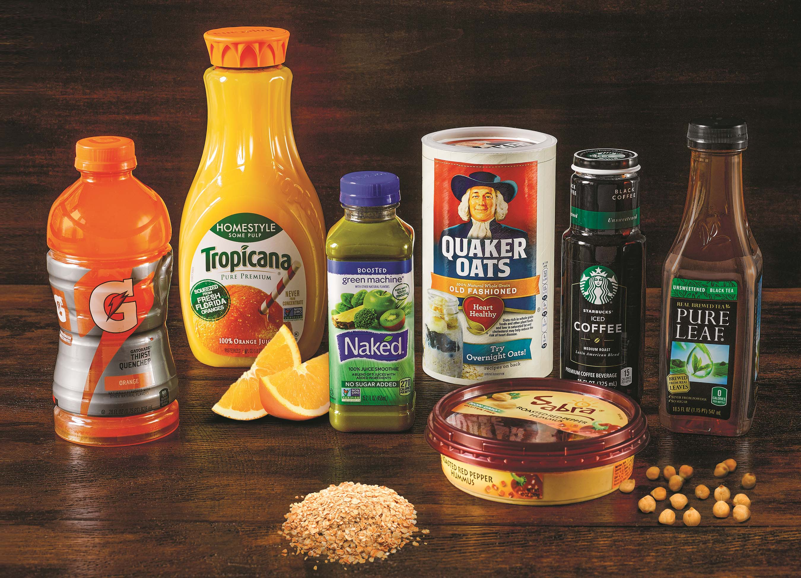 "PepsiCo's ""Everyday Nutrition"" Portfolio"