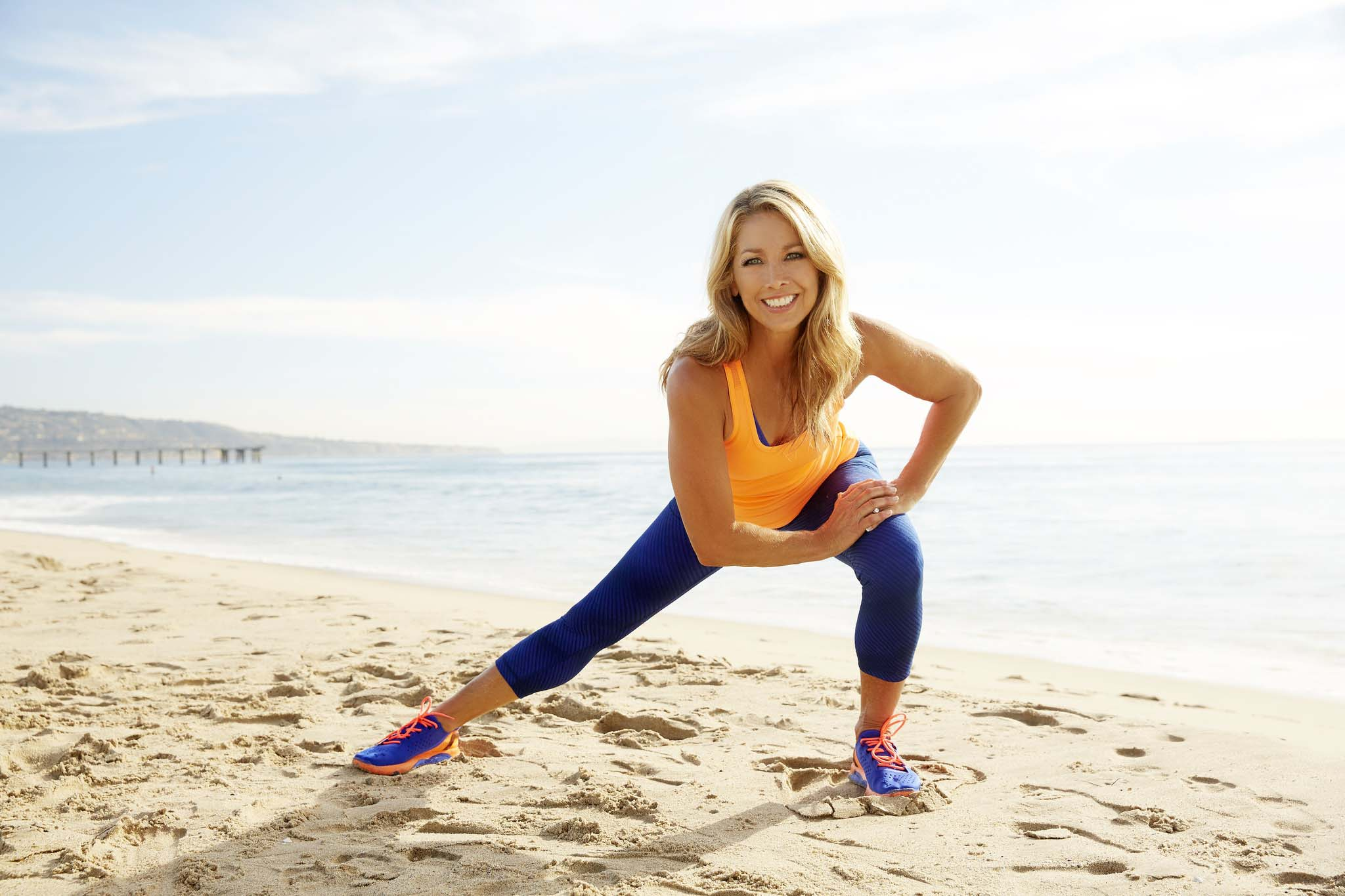 Denise's trademark zest for life, positive outlook, and can-do attitude have endeared her to millions of fans and earned her the reputation as America's favorite fitness expert.