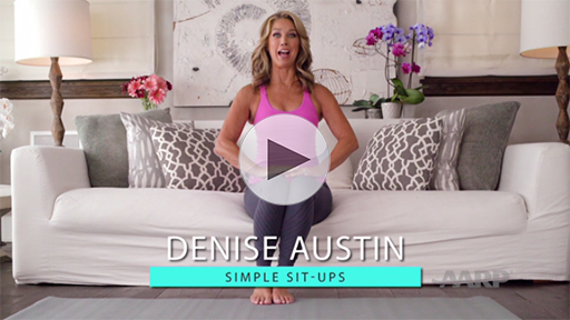 How to Do Simple Sit-Ups