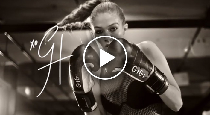 Gigi Hadid Collaborates with Stuart Weitzman to Create the Gigi Boot