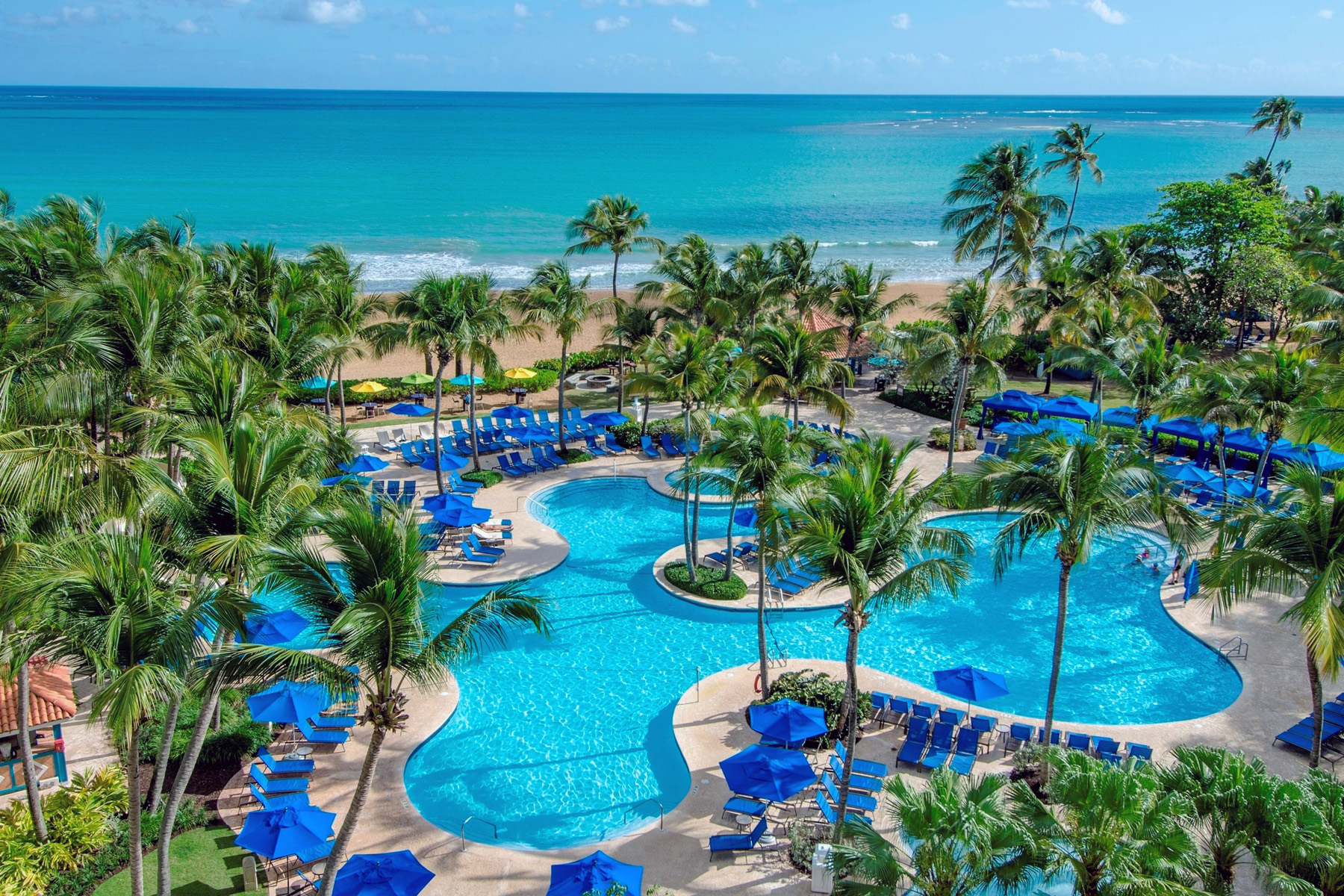 Wyndham Grand Rio Mar Beach Resort & Spa - Rio Grande, Puerto Rico
