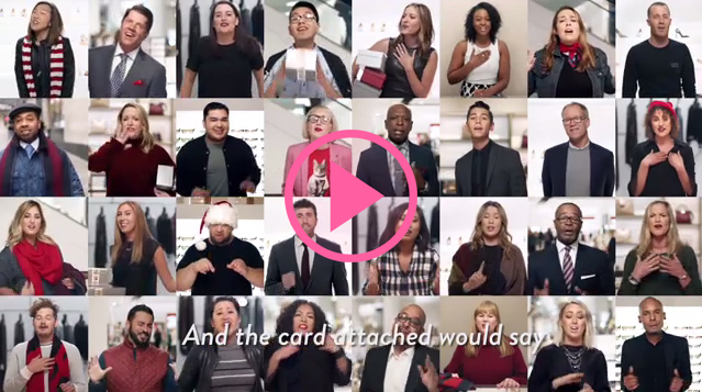 'Love, Nordstrom' Campaign Video