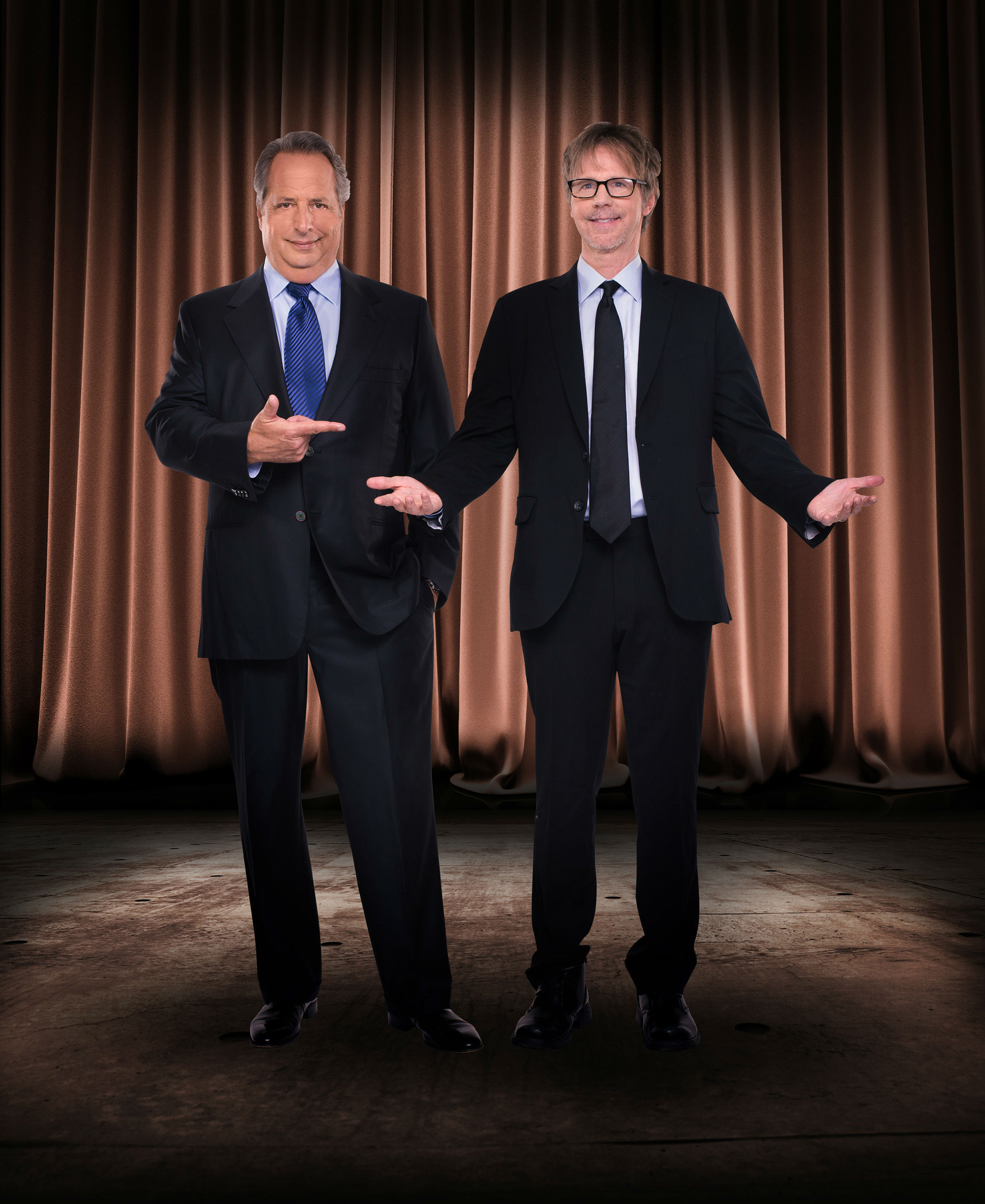 SNL veterans Dana Carvey and Jon Lovitz reunite at The Foundry inside SLS Las Vegas for a dynamic 20-show comedy residency.
