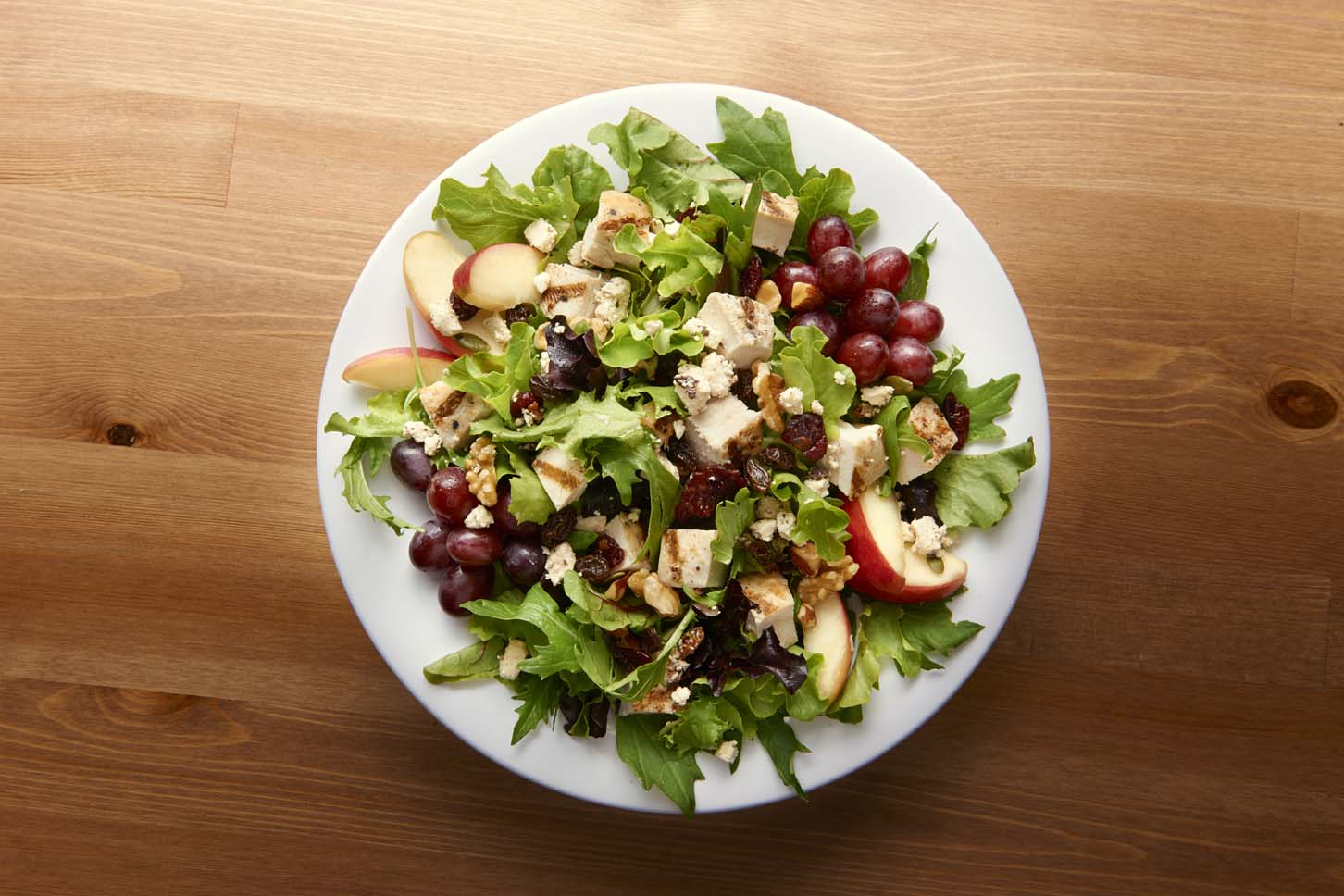 Nutty Mixed-Up Salad