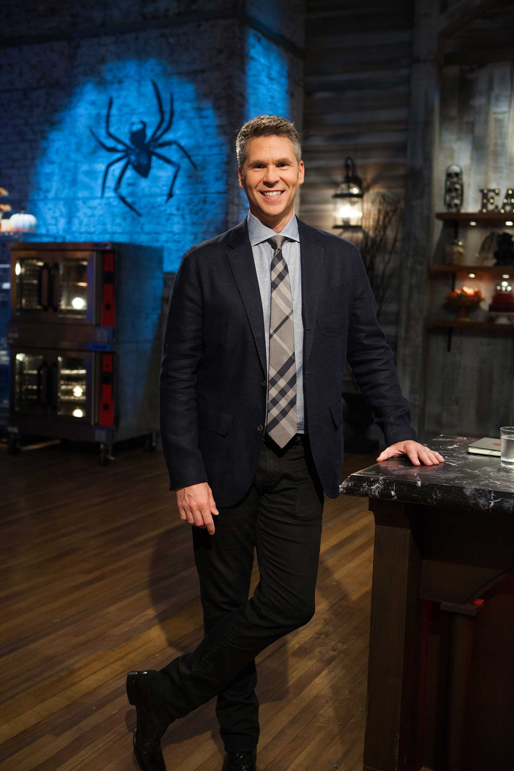 Spellbinding Sweets Fill The New Season Of Halloween Baking Championship Hosted By Comedian John Henson