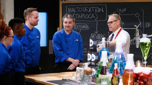 Food Network Altons Challenge Chopped