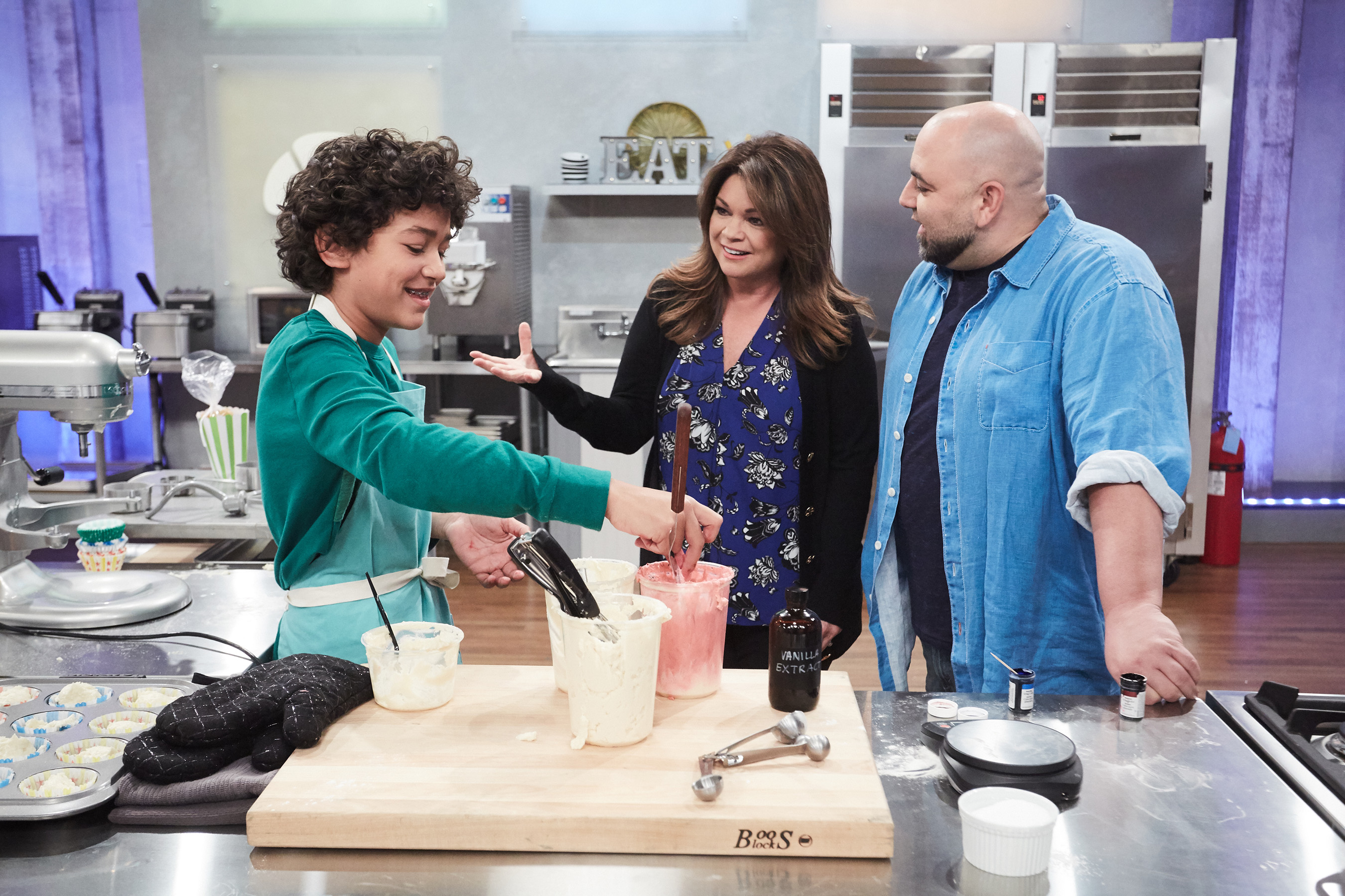Valerie Bertinelli And Duff Goldman Are Back With A New