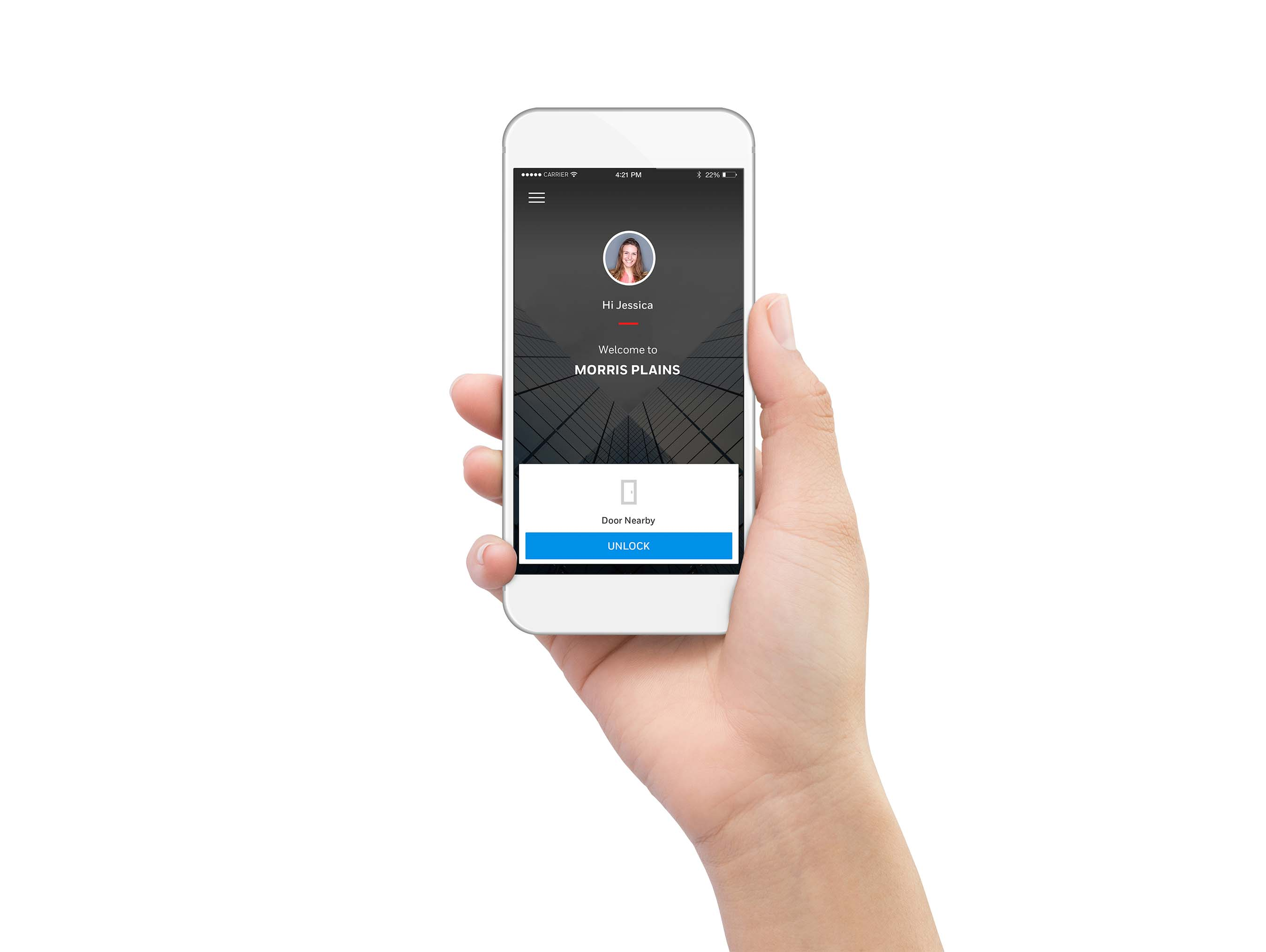 Honeywell Vector Occupant App eliminates the need for plastic badges or temporary tags. It offers a mobile-based access control for a facility without needing to track or replace lost cards or fobs.