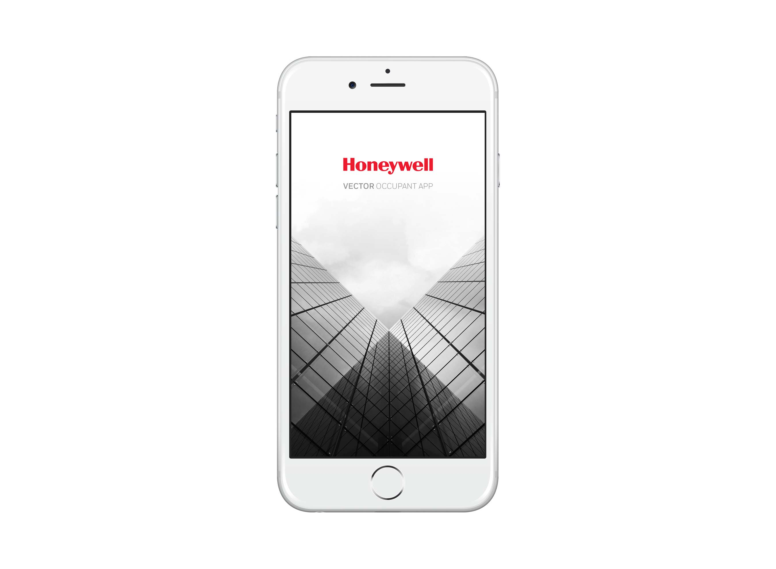 Honeywell Vector Occupant App combines the convenience of mobile devices with connected building features to give users more control over their comfort and ability to securely move about the building.