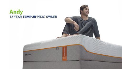 tempurpedic this sleep is power - Temperpedic
