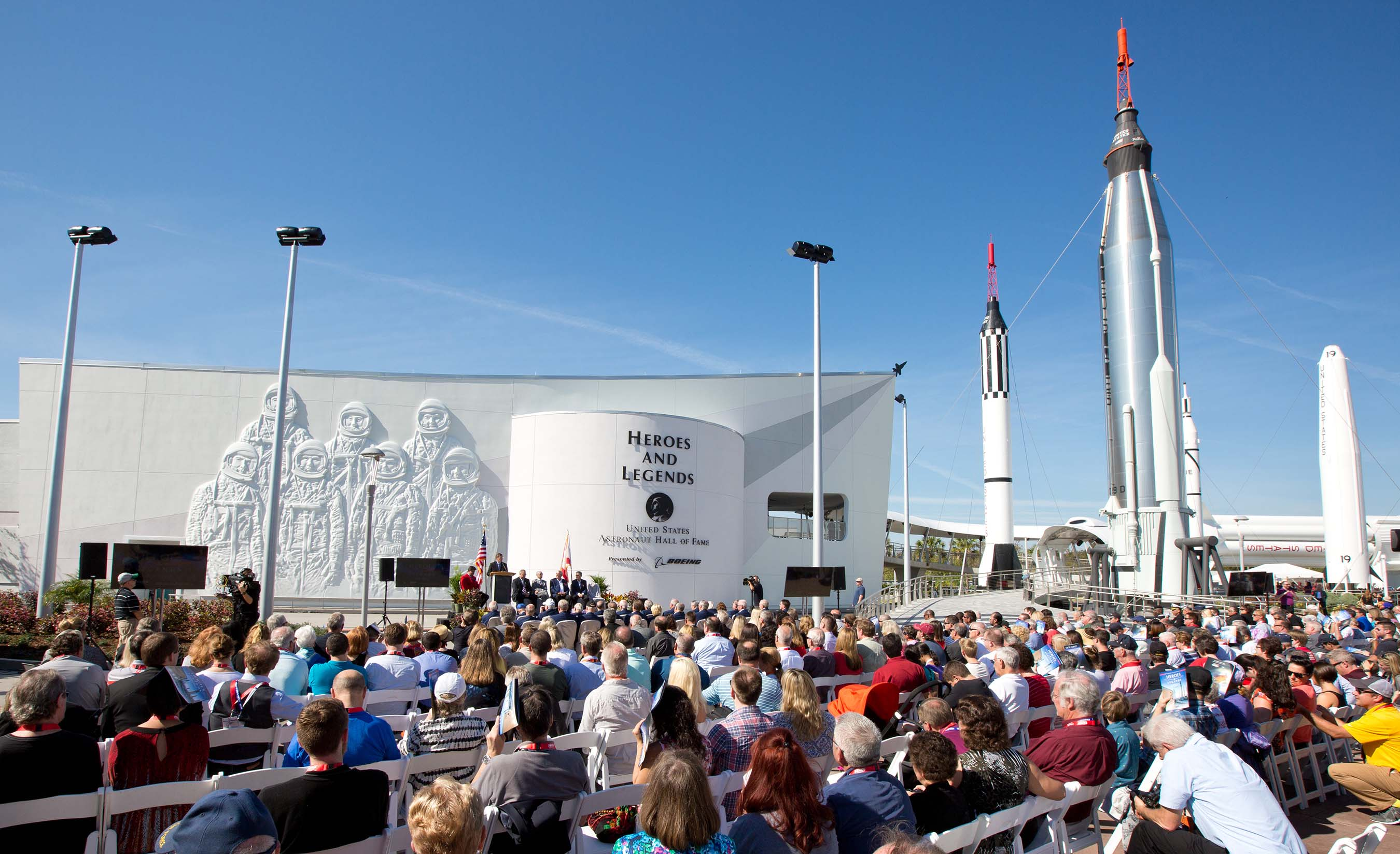 astronaut hall of fame members - photo #44