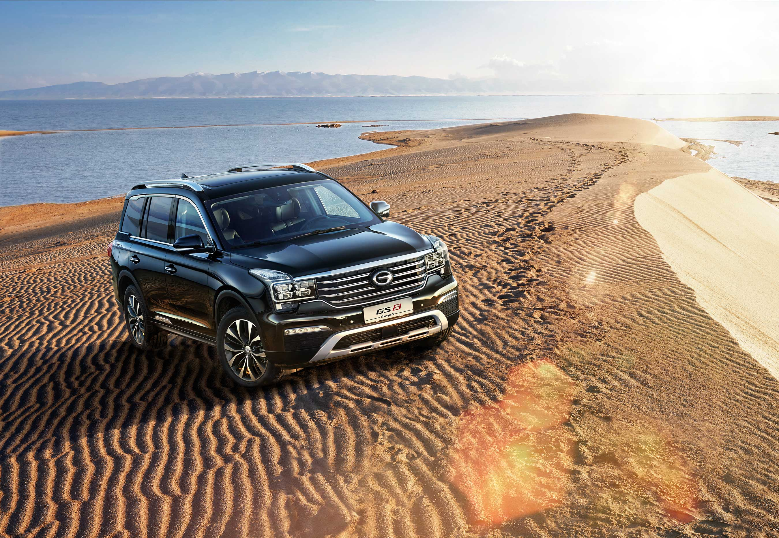 GAC Motor Releases the GS8, its First 7-seat SUV, to Redefine High-end SUV Market