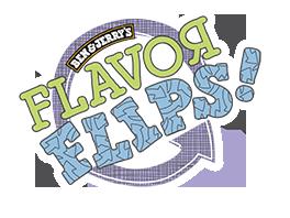 Ben & Jerry's Flavor-flips logo