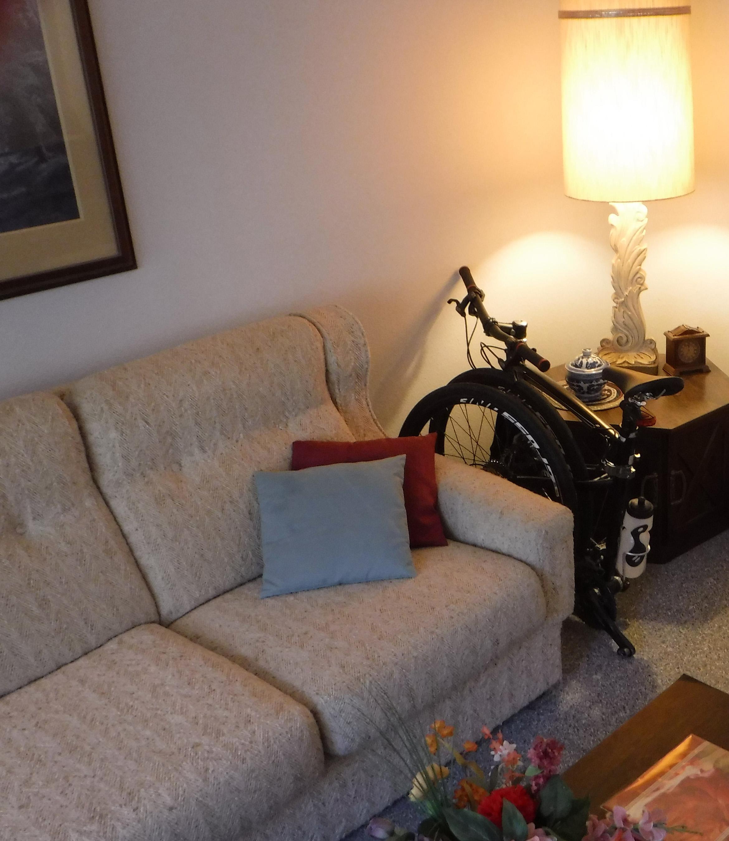 CHANGE bike really fits