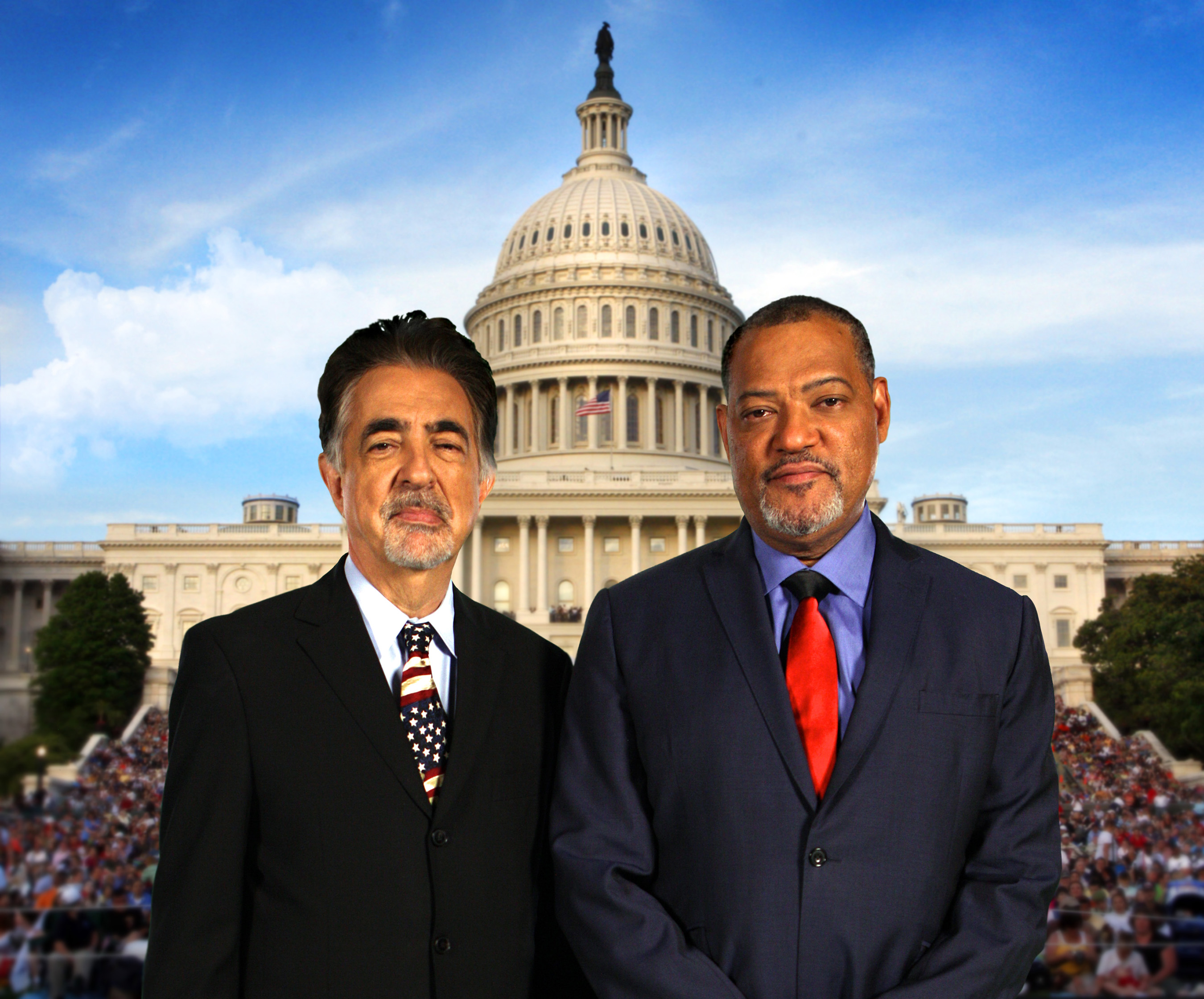 Laurence Fishburne and Joe Mantegna Co-Host PBS' NATIONAL MEMORIAL DAY CONCERT: An American Tradition Honoring Our Heroes Past and Present