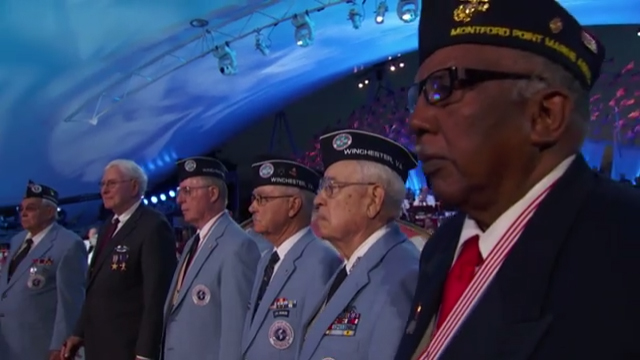 PBS' National Memorial Day Concert 2017