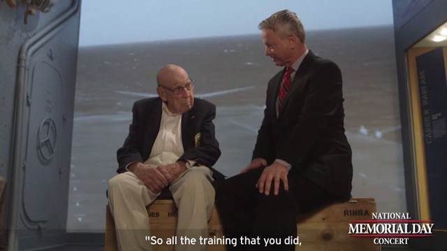 WWII Doolittle Raider Lt. Col. Dick Cole