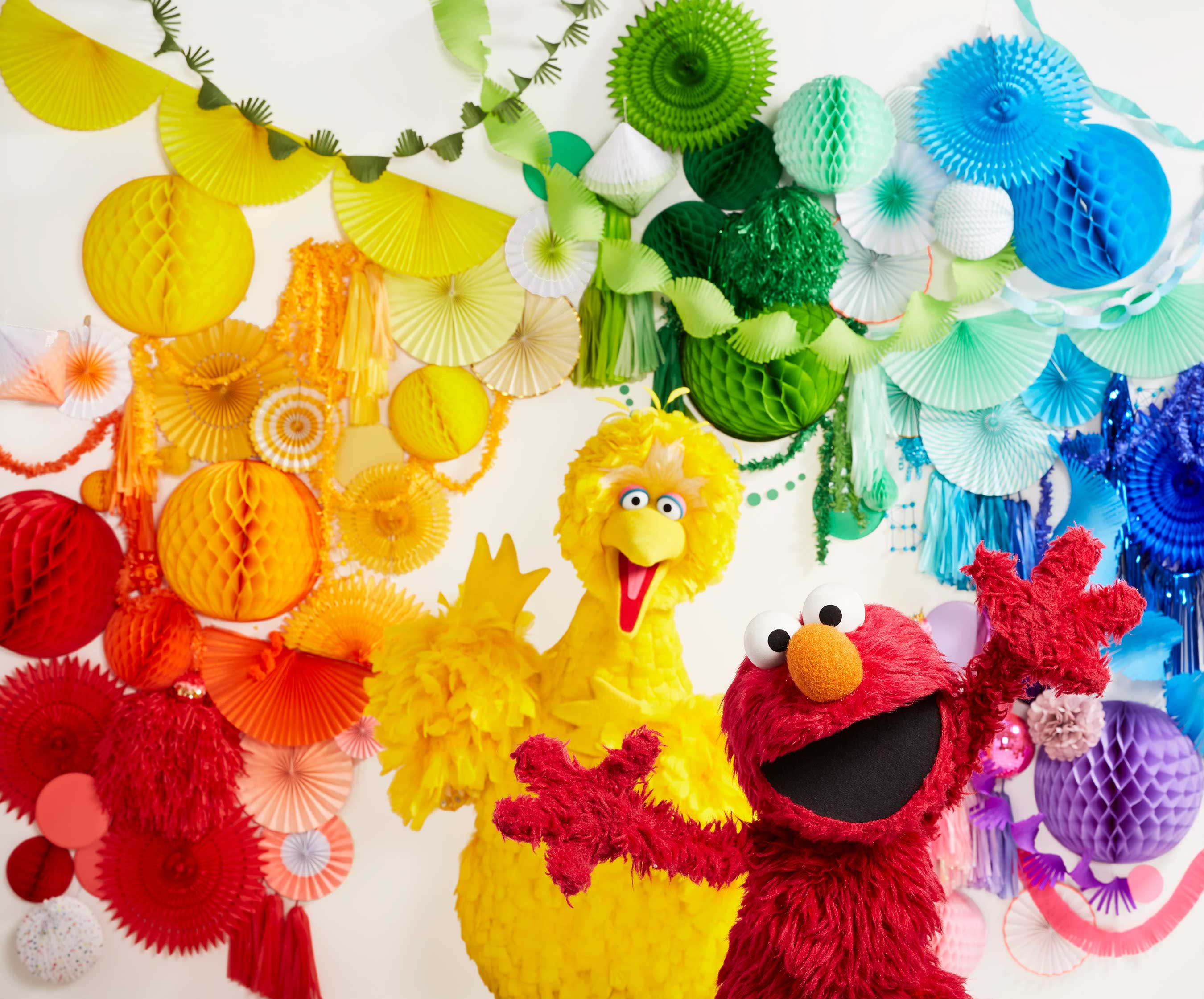 The Sesame Street Muppets will perform a musical medley of patriotic favorites and iconic songs from the groundbreaking children's television series, currently celebrating a landmark 50 years of learning and fun.