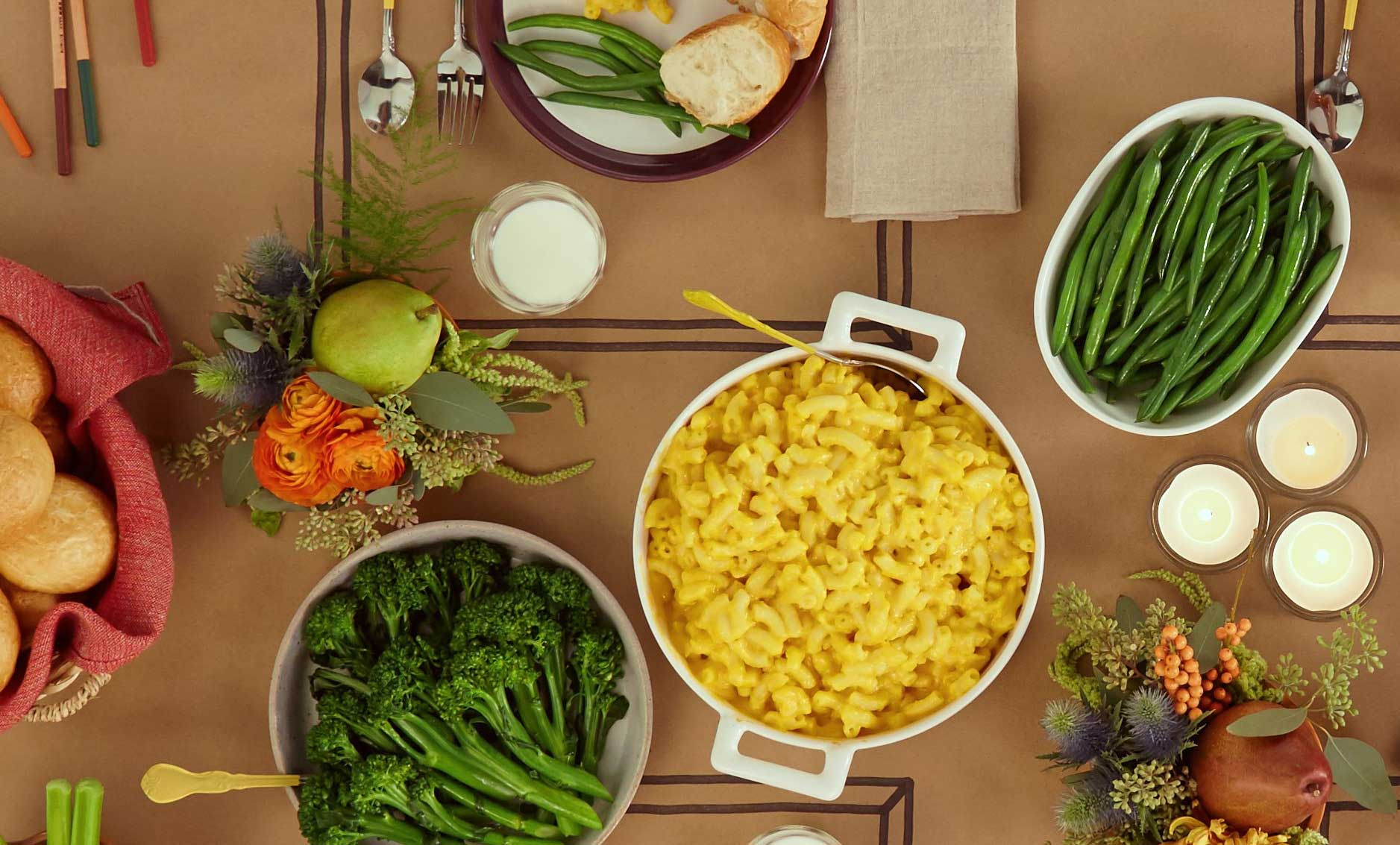 Stouffer's Mac and Cheese Family Dinner