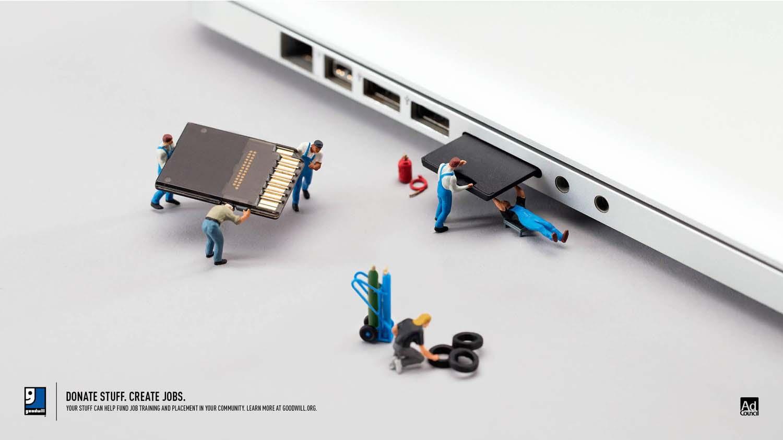 Computer: Print PSA