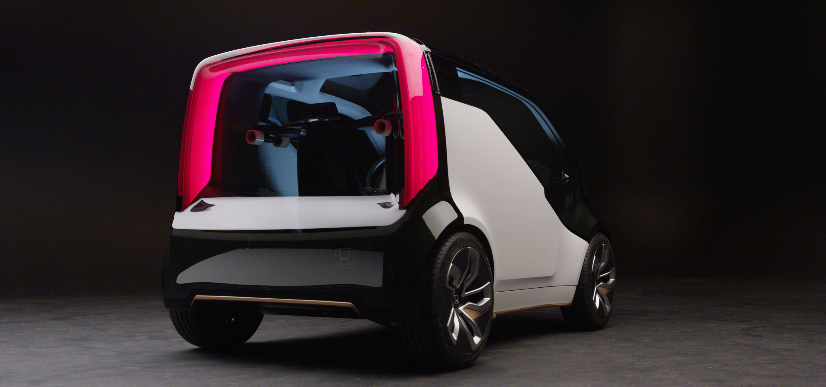 """Honda Introduces """"Cooperative Mobility Ecosystem"""" at CES 2017"""
